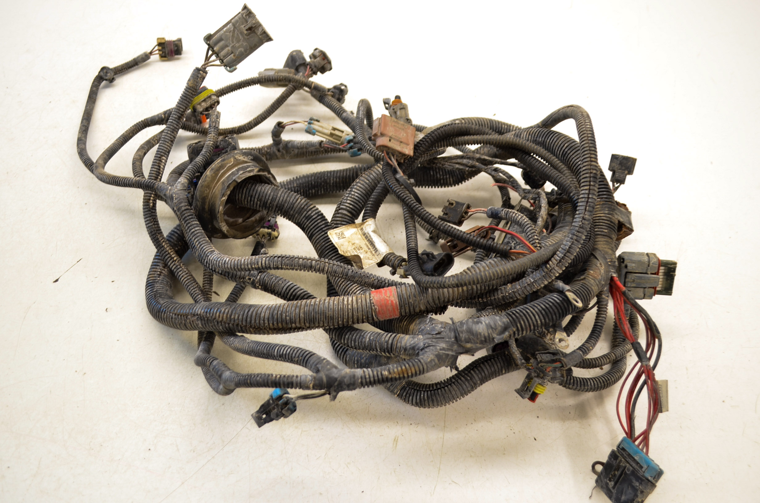 Rzr 800 Wiring Harness Trusted Diagrams Polaris 11 4x4 Efi Wire Electrical Ebay Center Seat