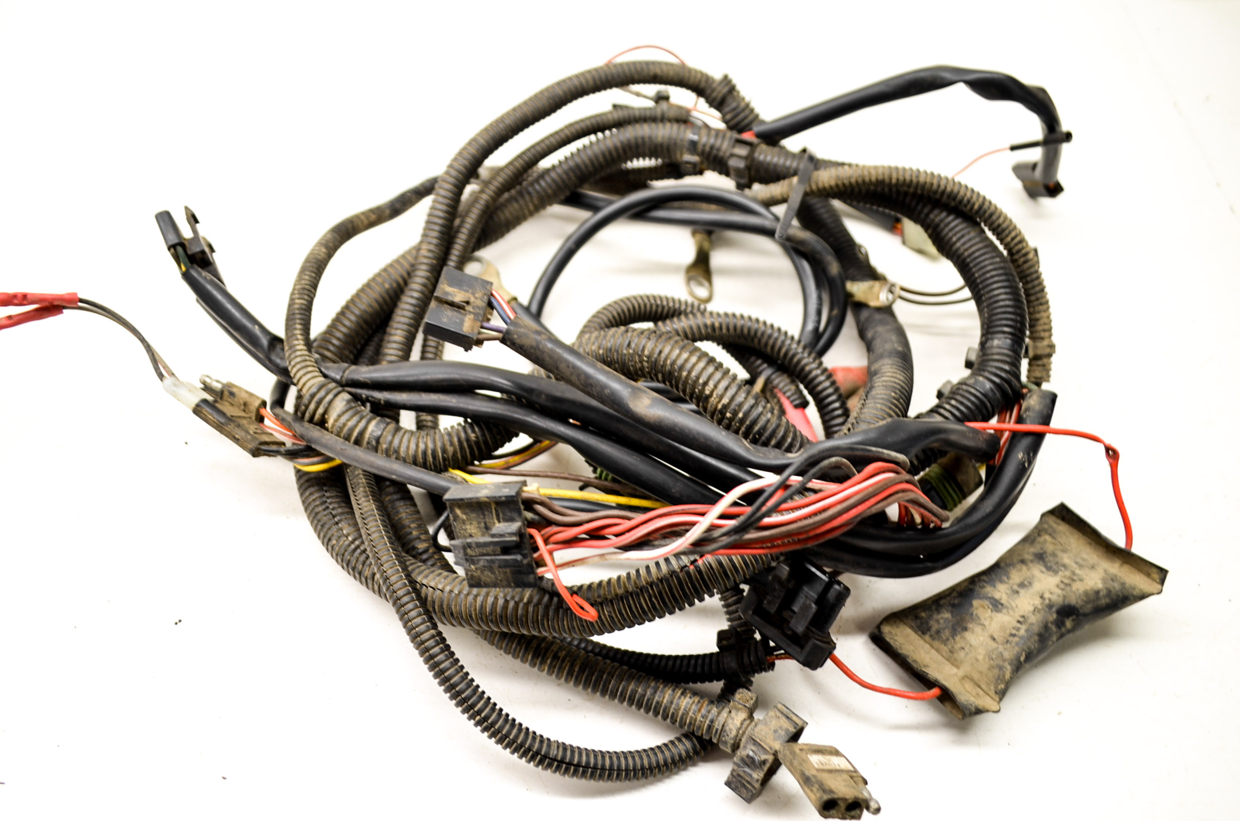 03 Polaris Trail Boss 330 2x4 Wire Harness Electrical Wiring