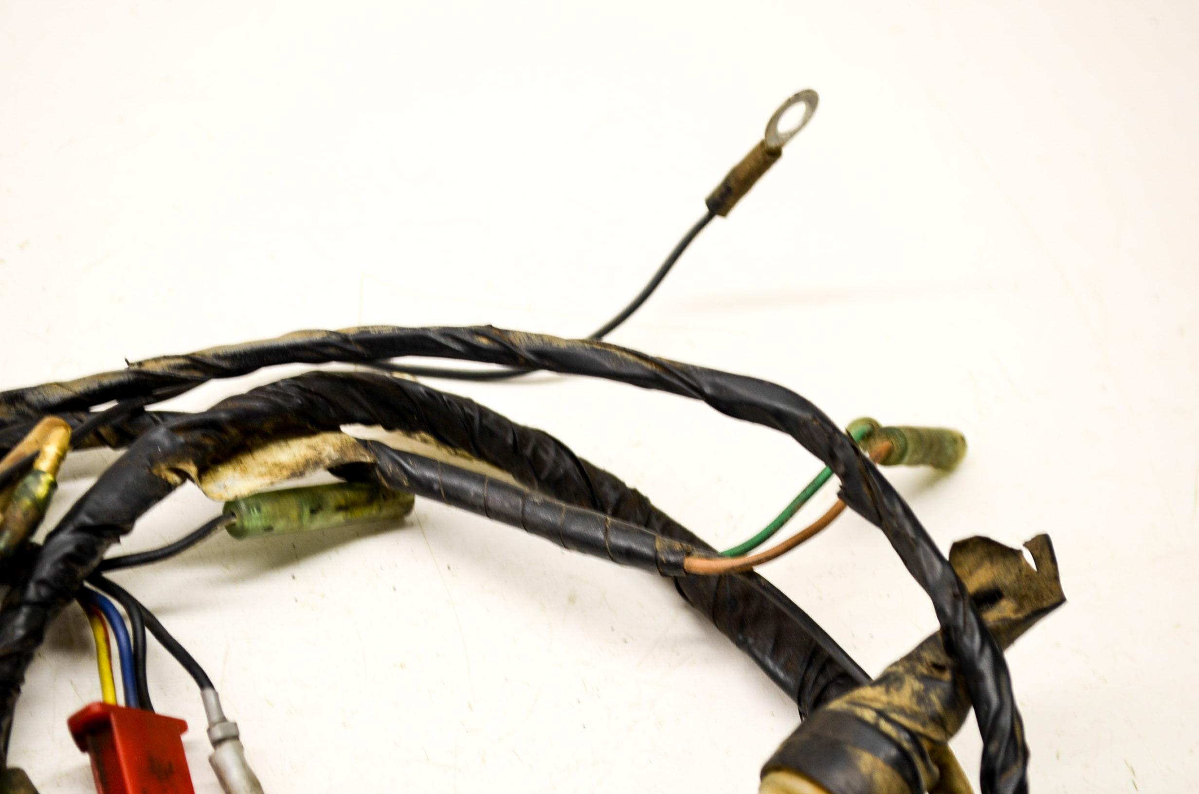 yamaha blaster wiring harness 2001 yamaha blaster wiring diagram 89 yamaha blaster 200 wire harness electrical wiring ...