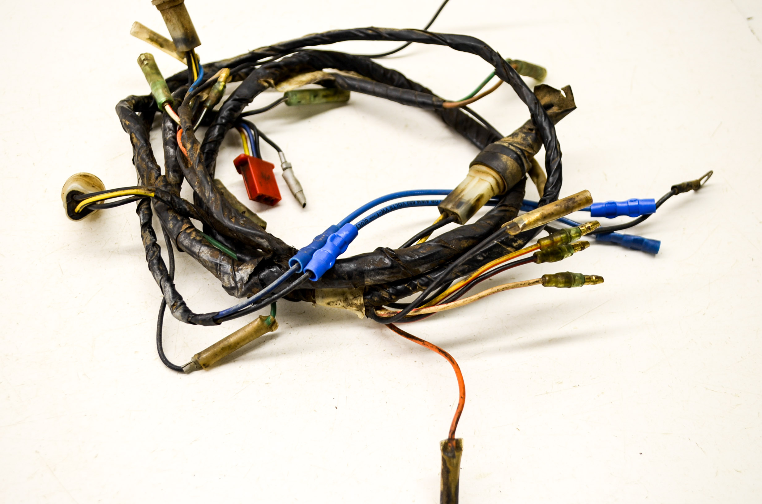 89 yamaha blaster 200 wire harness electrical wiring ... 1989 yamaha blaster wiring diagram yamaha blaster wiring harness #3