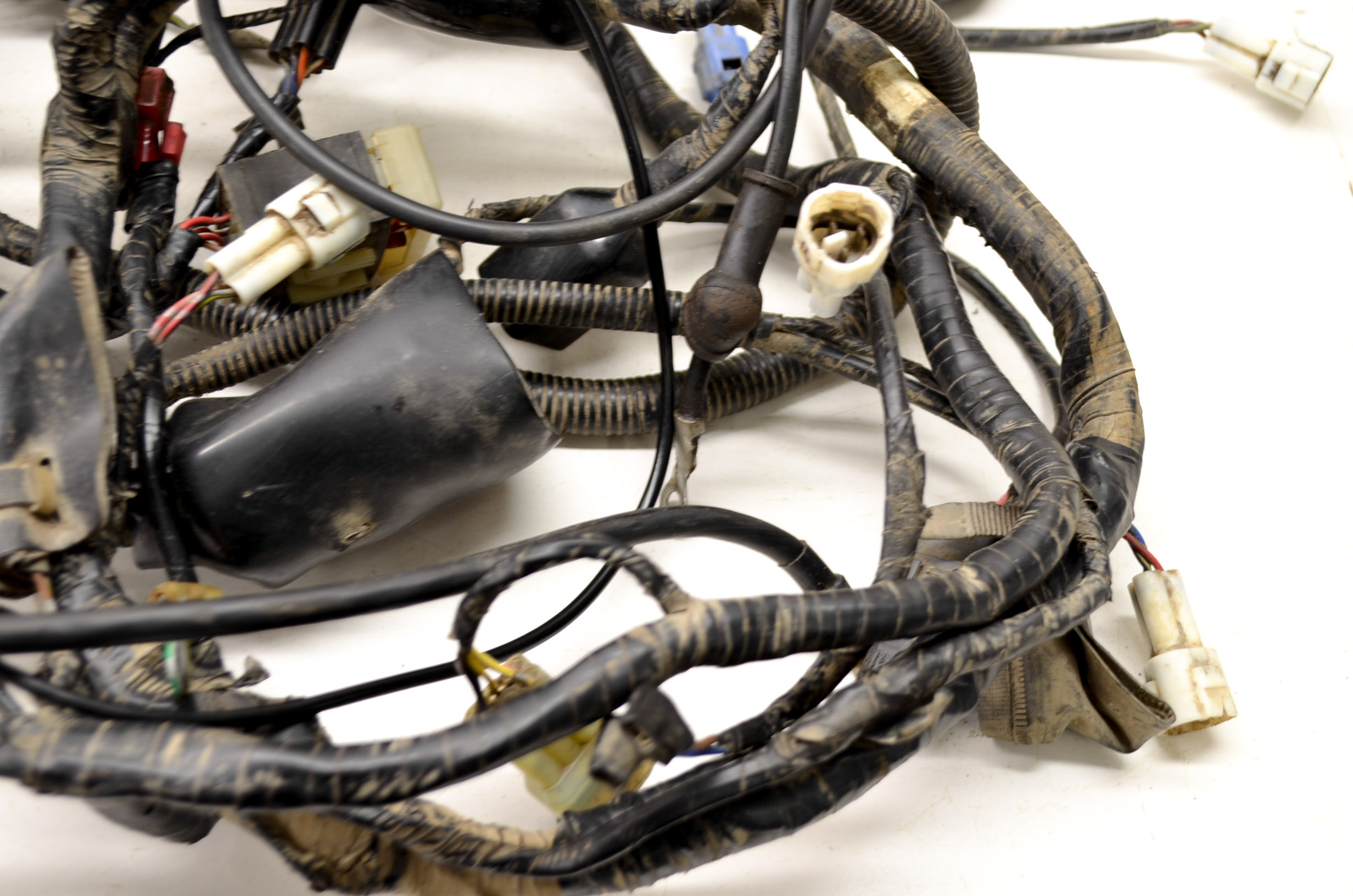 08 Kawasaki Brute Force 650 Wire Harness Electrical Wiring KVF650 4x4