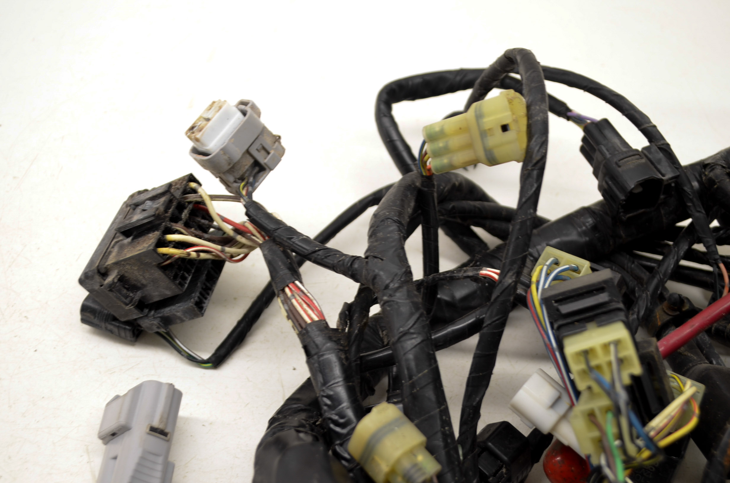 15 Kawasaki Brute Force 750 Wire Harness Electrical Wiring ...