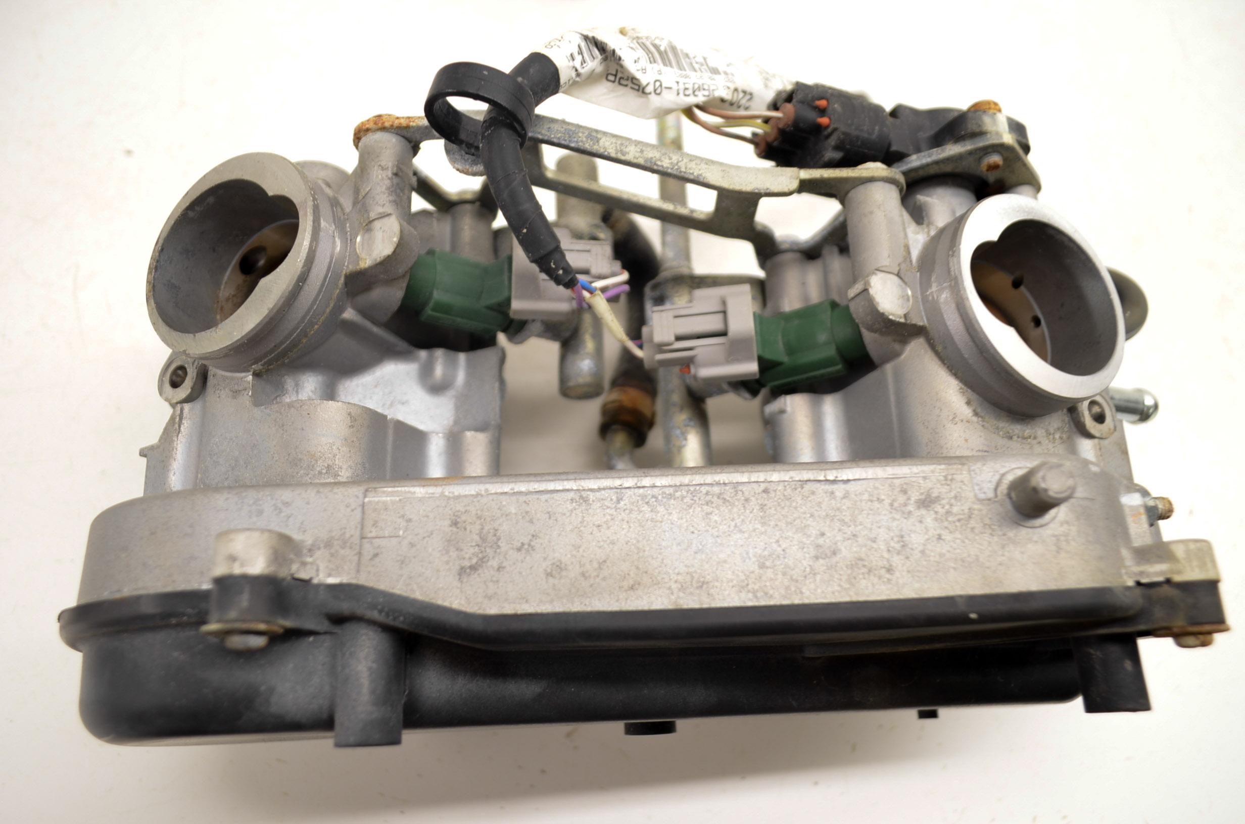 2005 Kawasaki Brute Force 750 Carburetor Wiring Diagram 15 Throttle Body Fuel Injectors Kvf750 4x4i