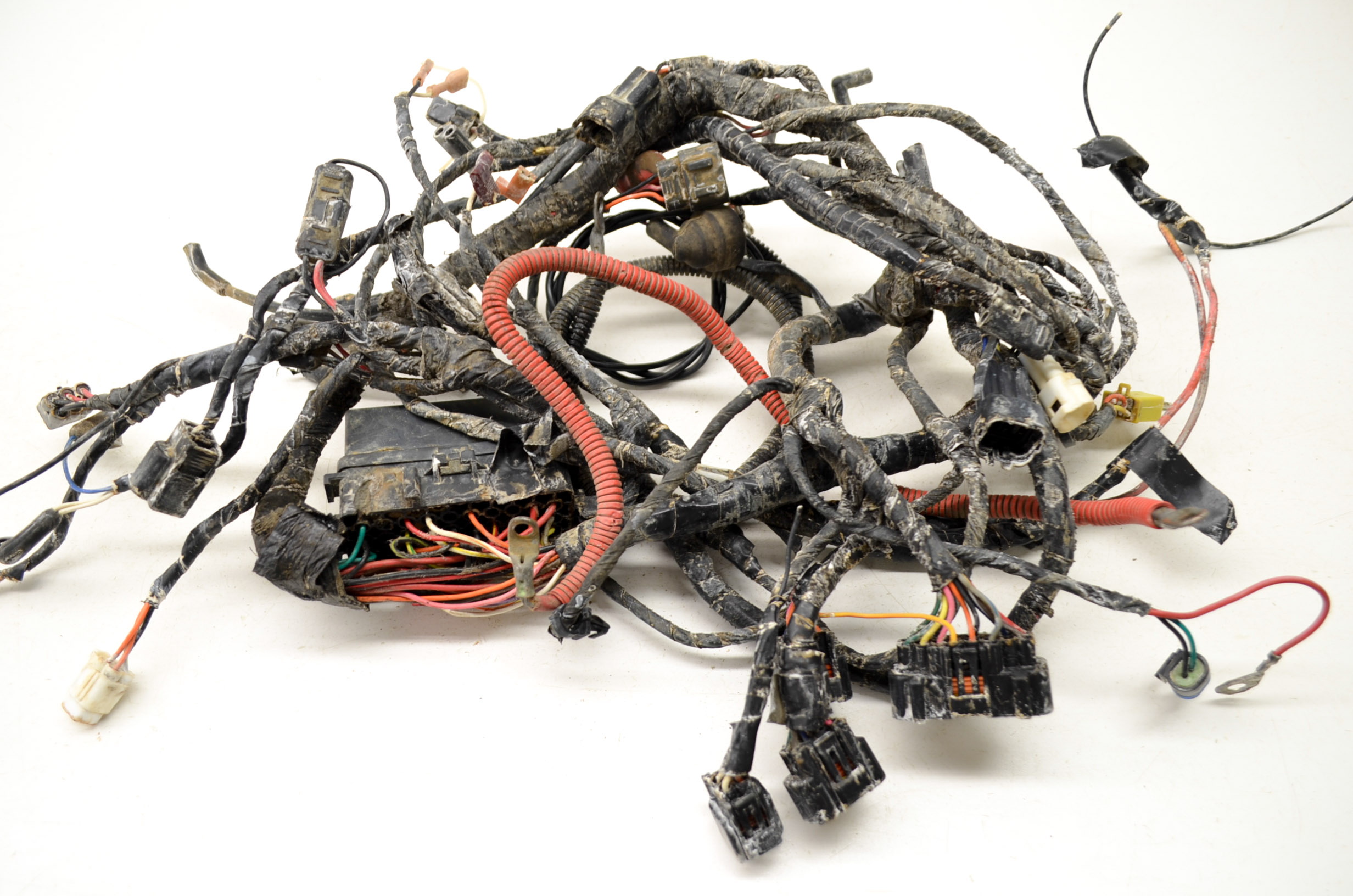 04 arctic cat 650 4x4 v2 fis wire harness electrical wiring ebay. Black Bedroom Furniture Sets. Home Design Ideas