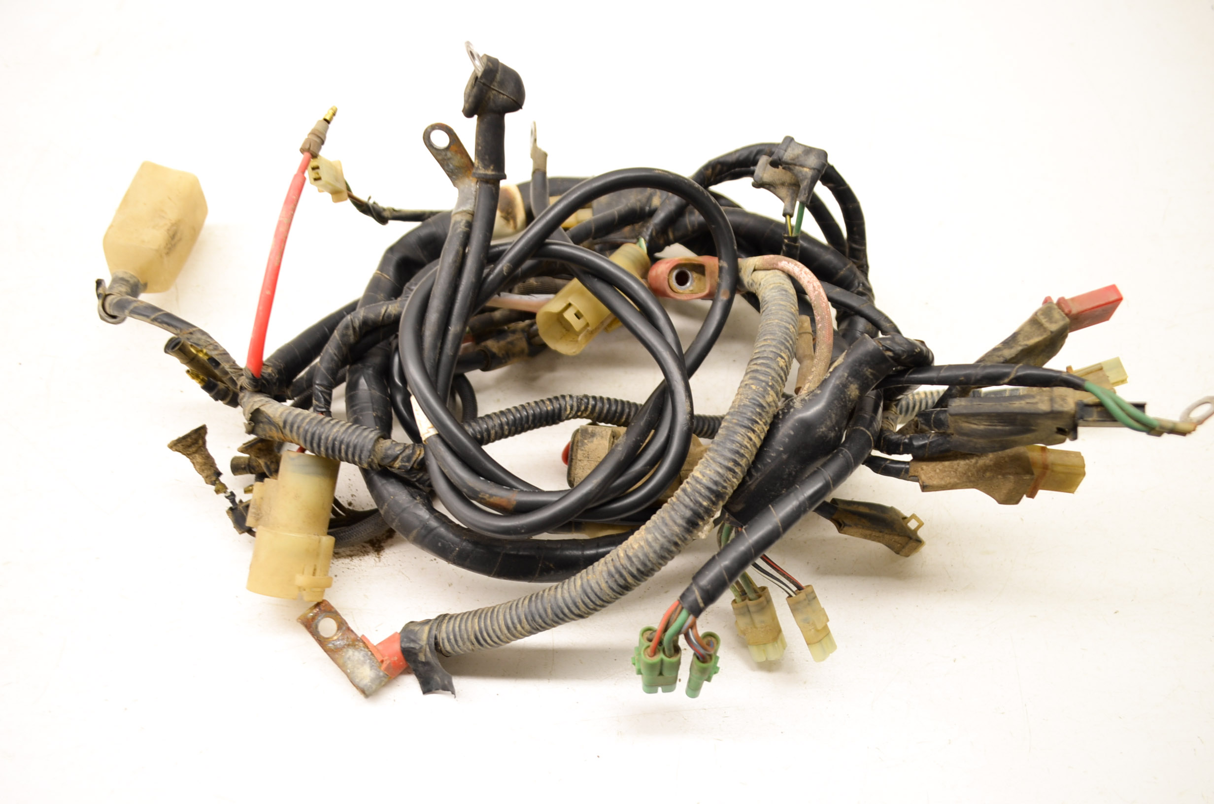 85 Honda Fourtrax 250 Wire Harness Electrical Wiring TRX250 2x4