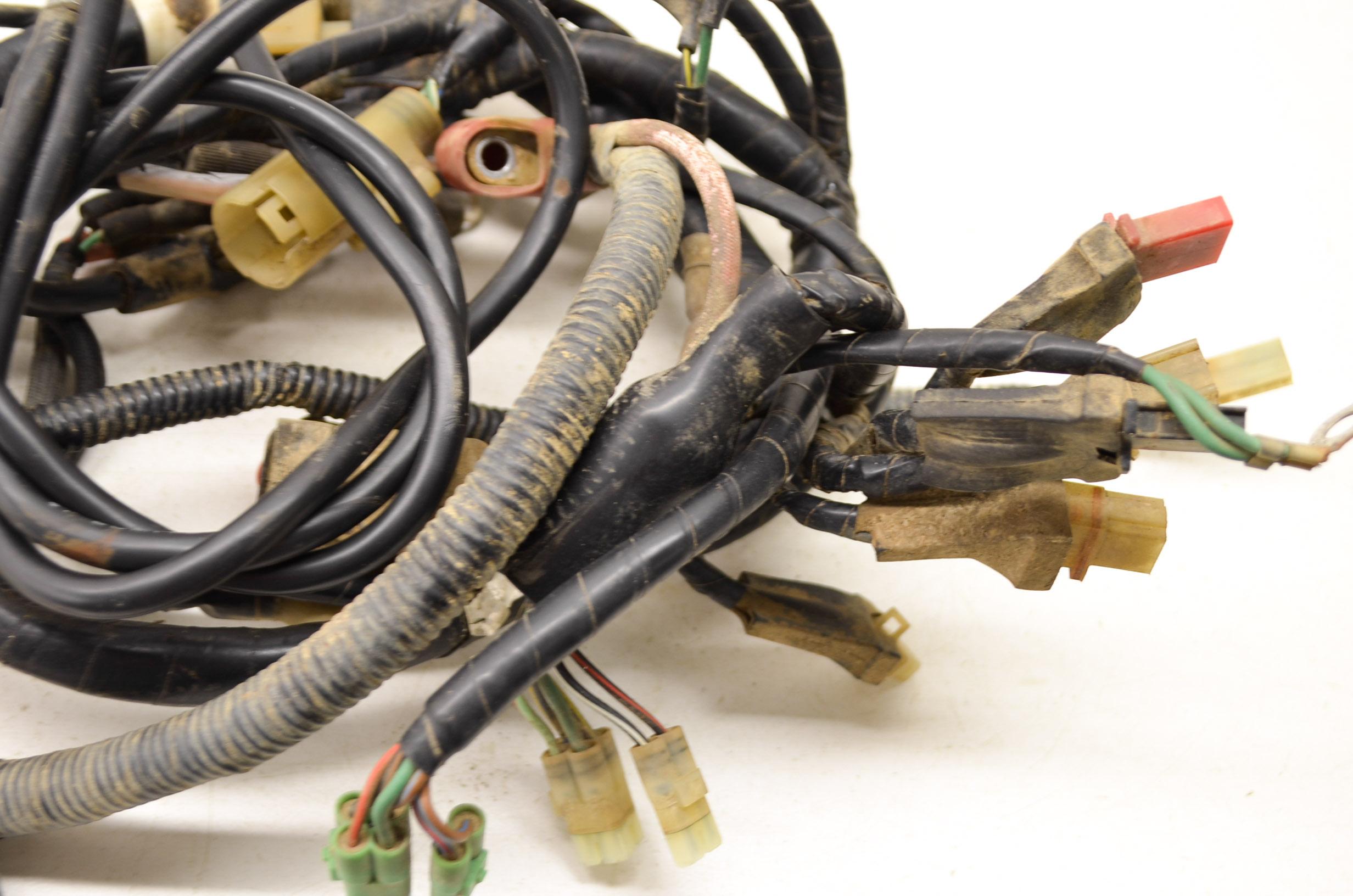 85 Honda Fourtrax 250 Wire Harness Electrical Wiring TRX250 2x4