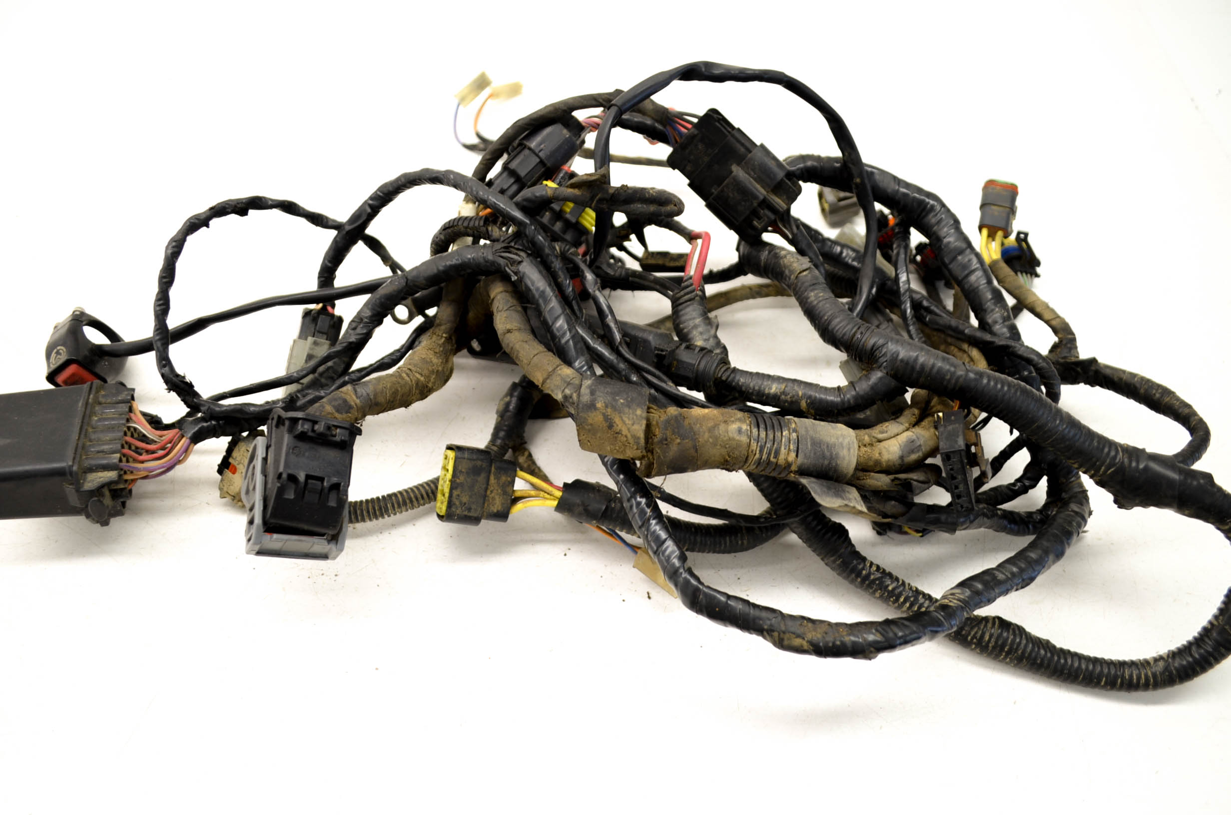 12 Can-Am DS450 Wire Harness Electrical Wiring
