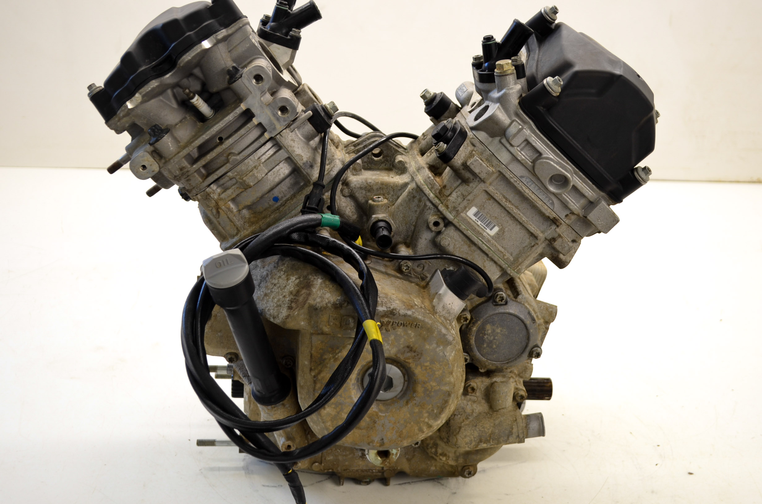 Details about 14 Can-Am Maverick 1000 4x4 XRS Complete Engine Motor