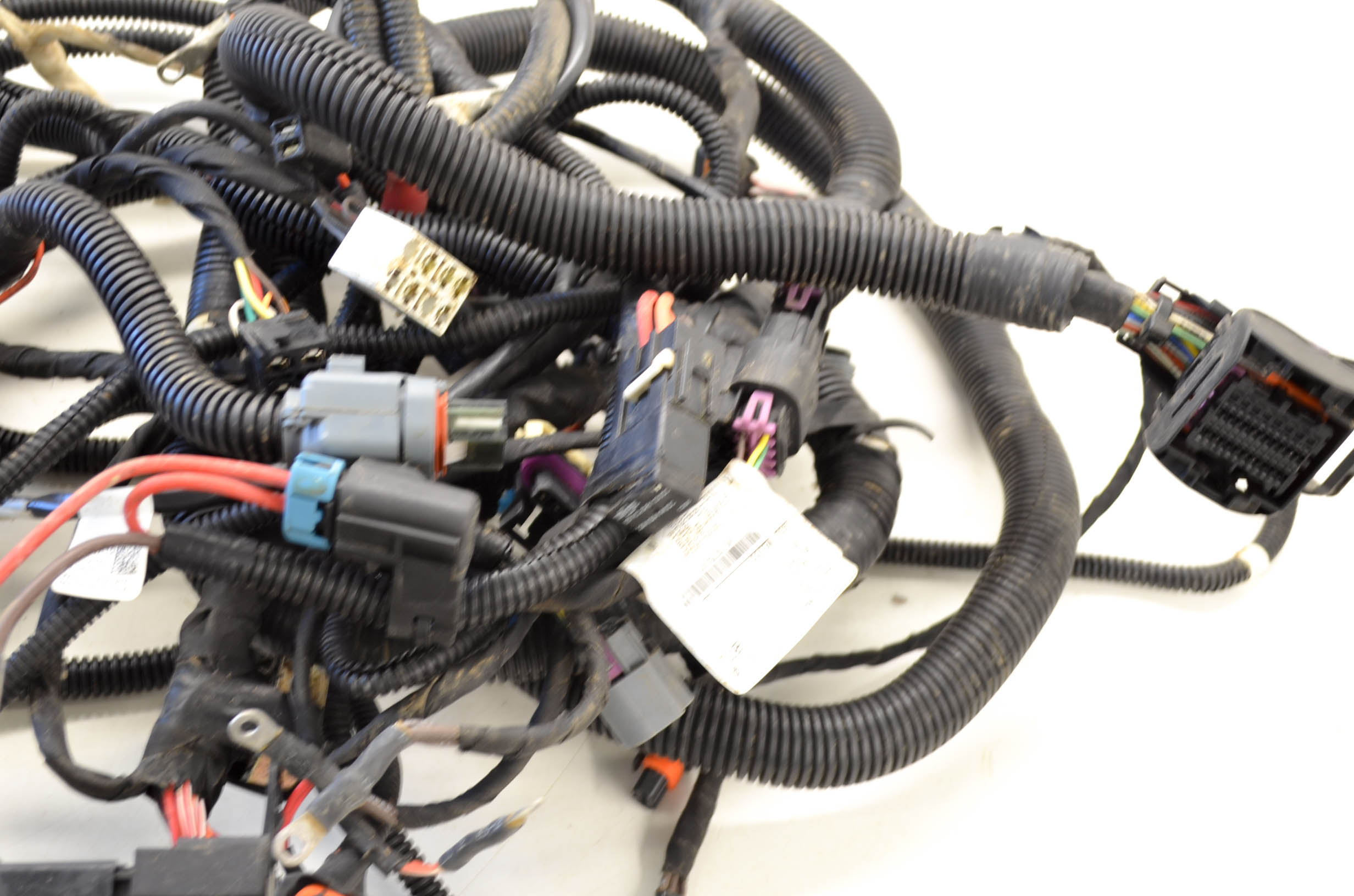 Details About 14 Polaris Ranger 800 Efi Wire Harness Electrical Wiring Eps 4x4