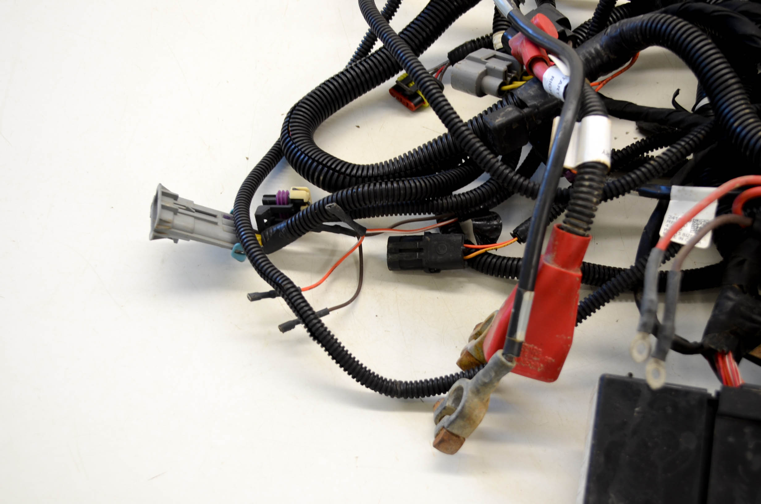 14 Polaris Ranger 800 EFI Wire Harness Electrical Wiring EPS 4x4