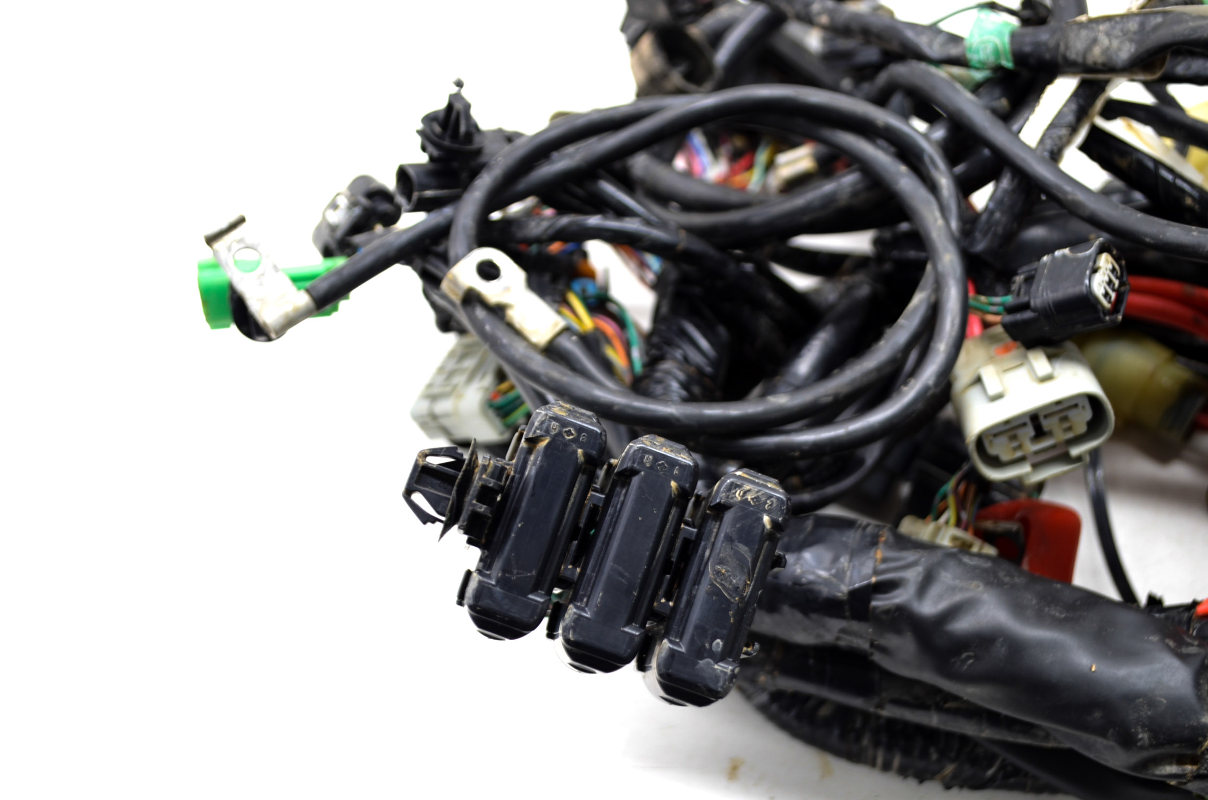 1861 9 12 honda foreman 500 wire harness electrical wiring trx500fpe 4x4 Honda Foreman 450 Lifted at bayanpartner.co