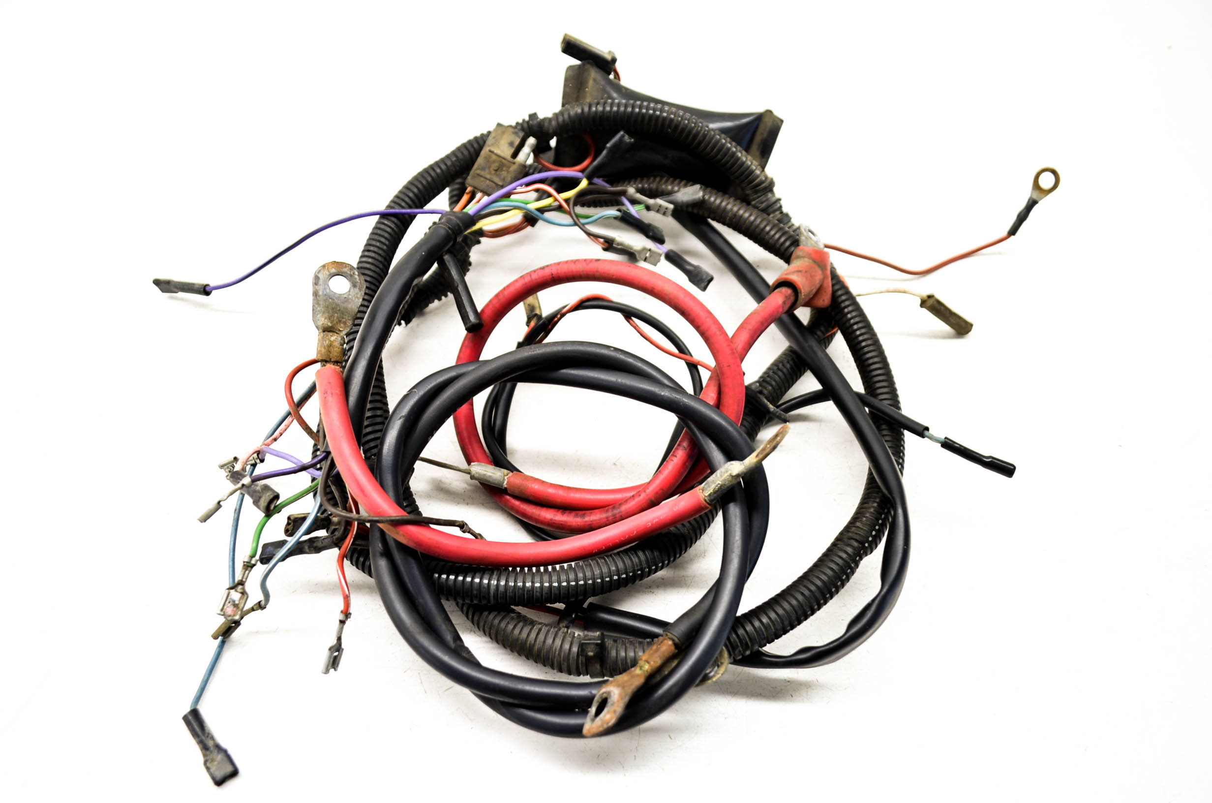 97 Polaris Scrambler 500 4x4 Wire Harness Electrical Wiring