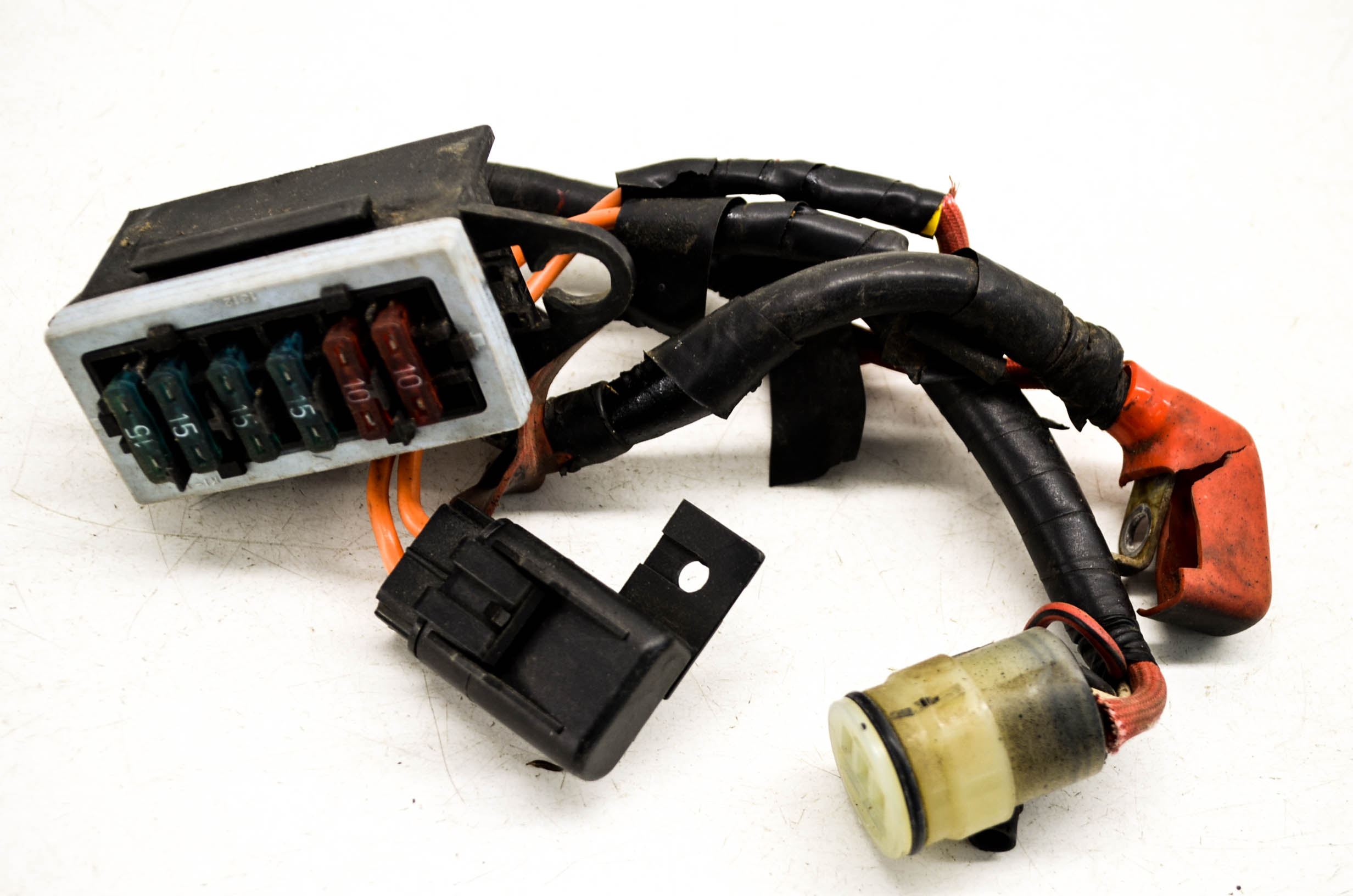 1910 31 87 honda foreman 350 fuse box assembly trx350d 4x4 ebay 2007 Honda Foreman at bayanpartner.co