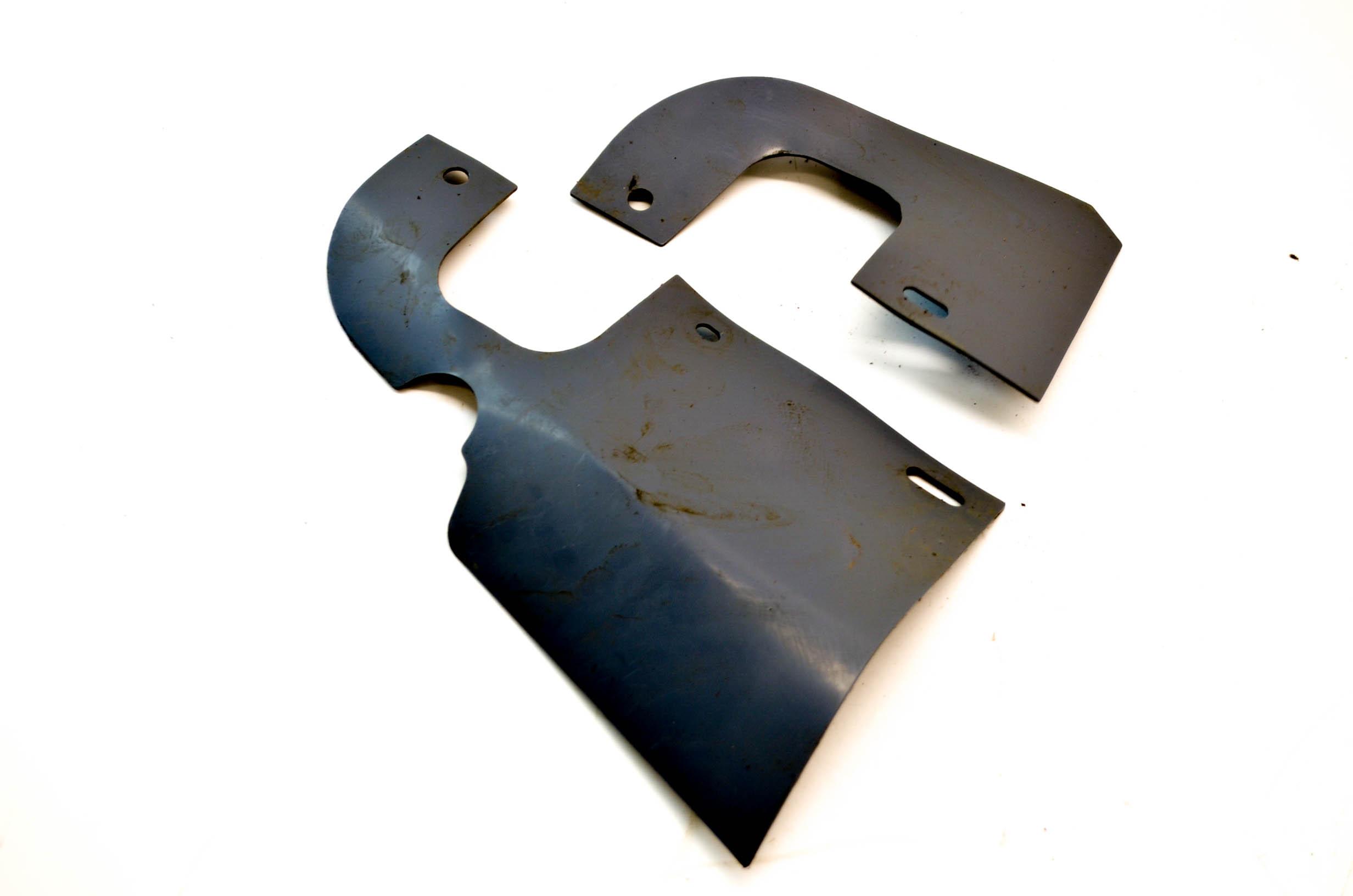 1999 Polaris Scrambler 500 4 U00d74 Plastics