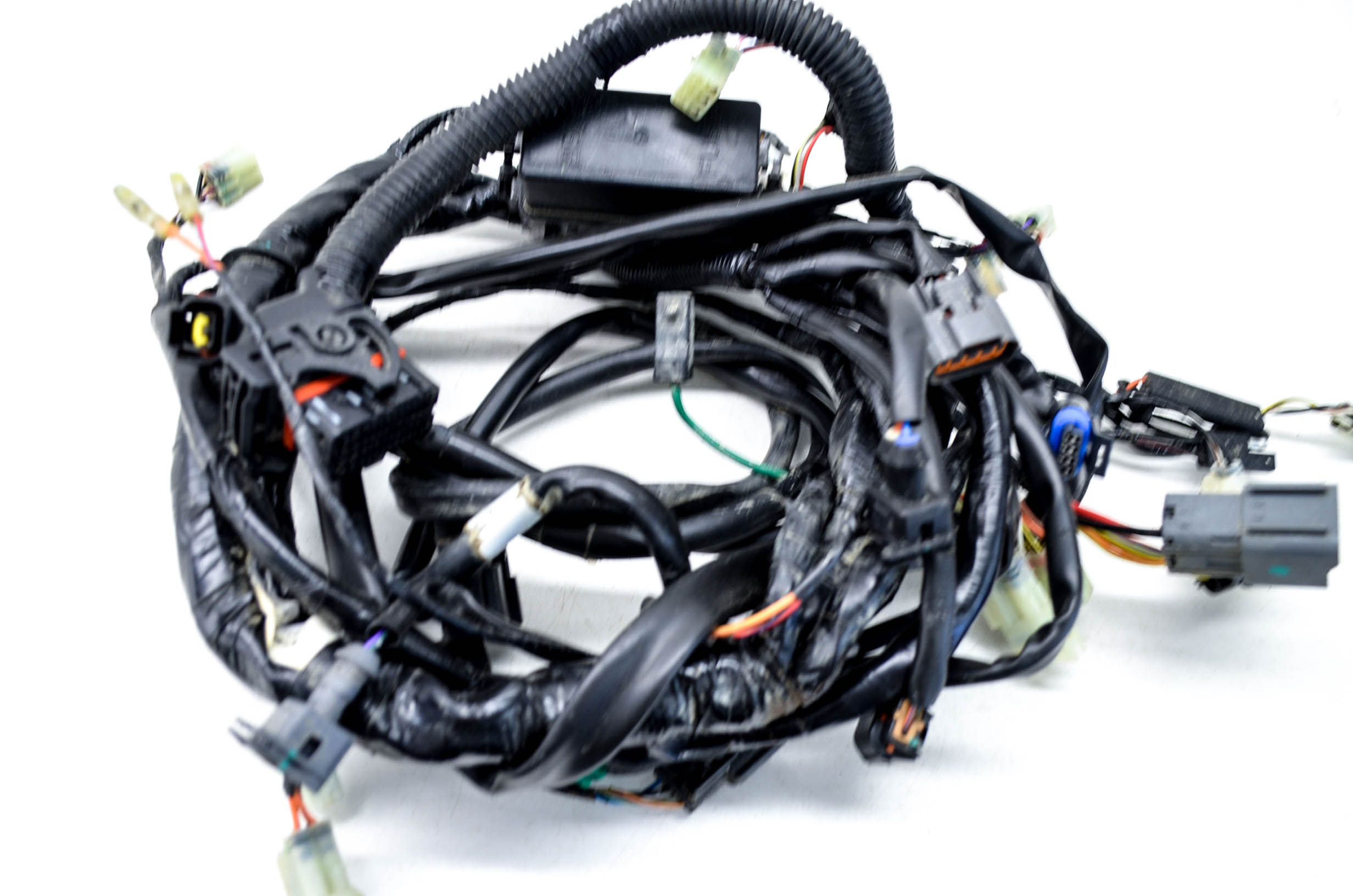 12 Arctic Cat XC450 4x4 Wire Harness Electrical Wiring | eBay