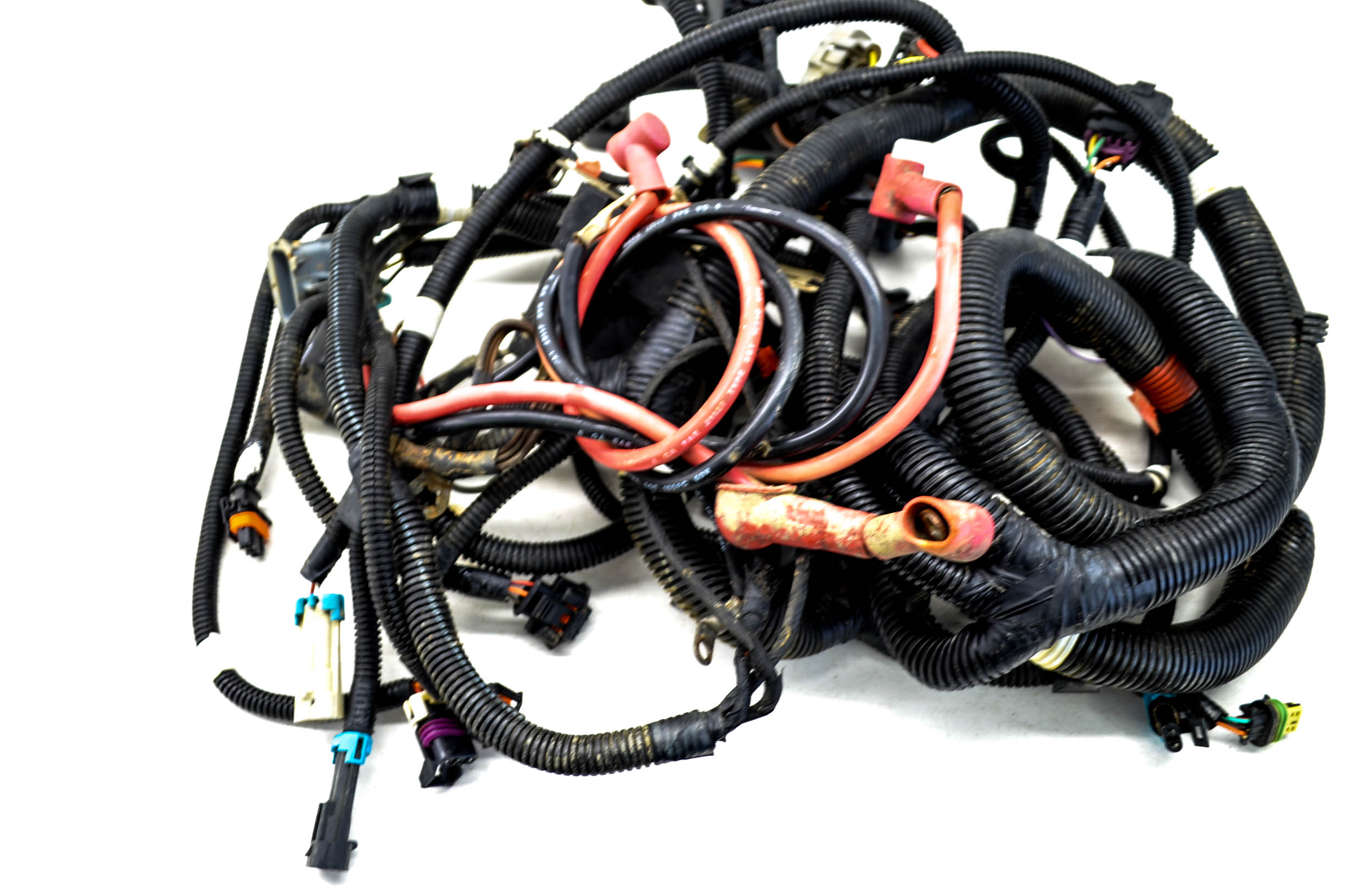 14 Polaris Rzr 800 S 4x4 Wire Harness Electrical Wiring Ebay Connectors Gallery Image