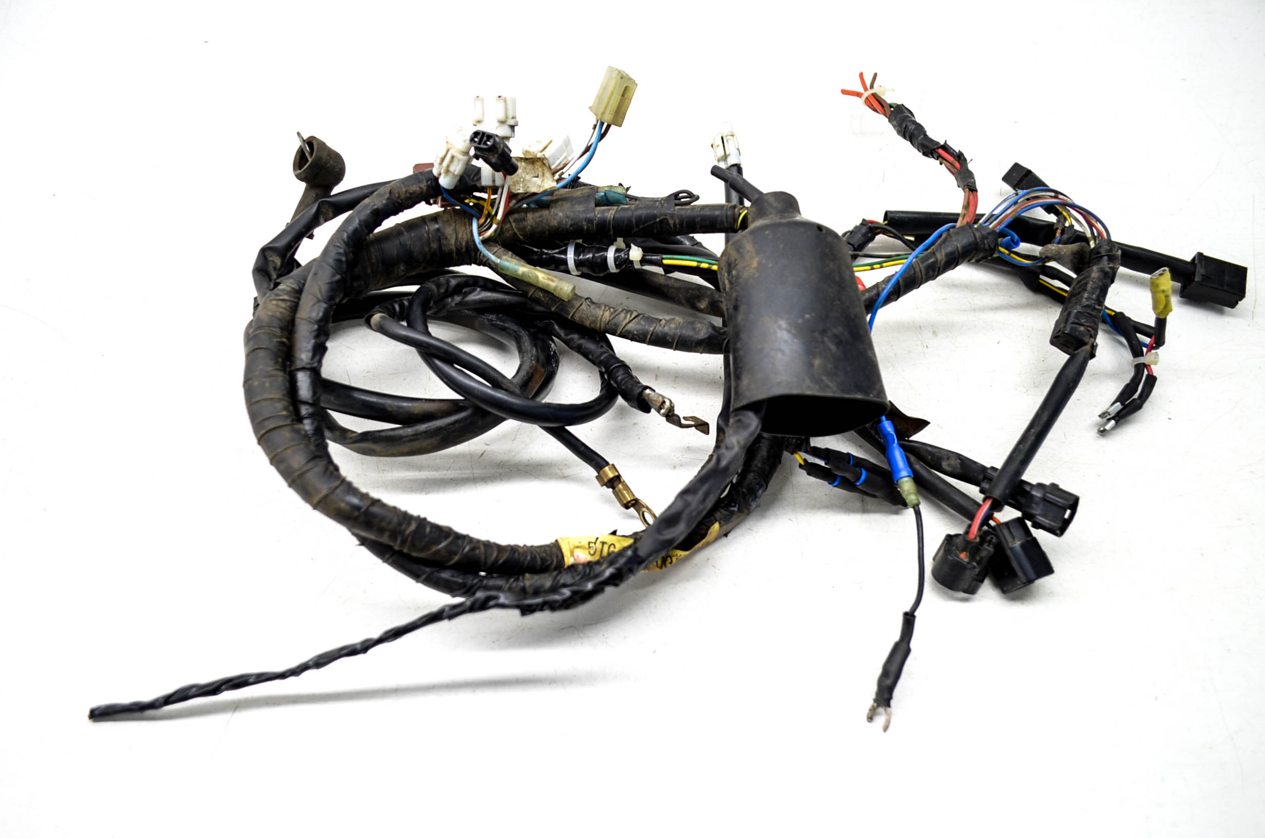 04 yamaha yfz450 wire harness electrical wiring 04 yamaha yfz450 wire harness electrical wiring