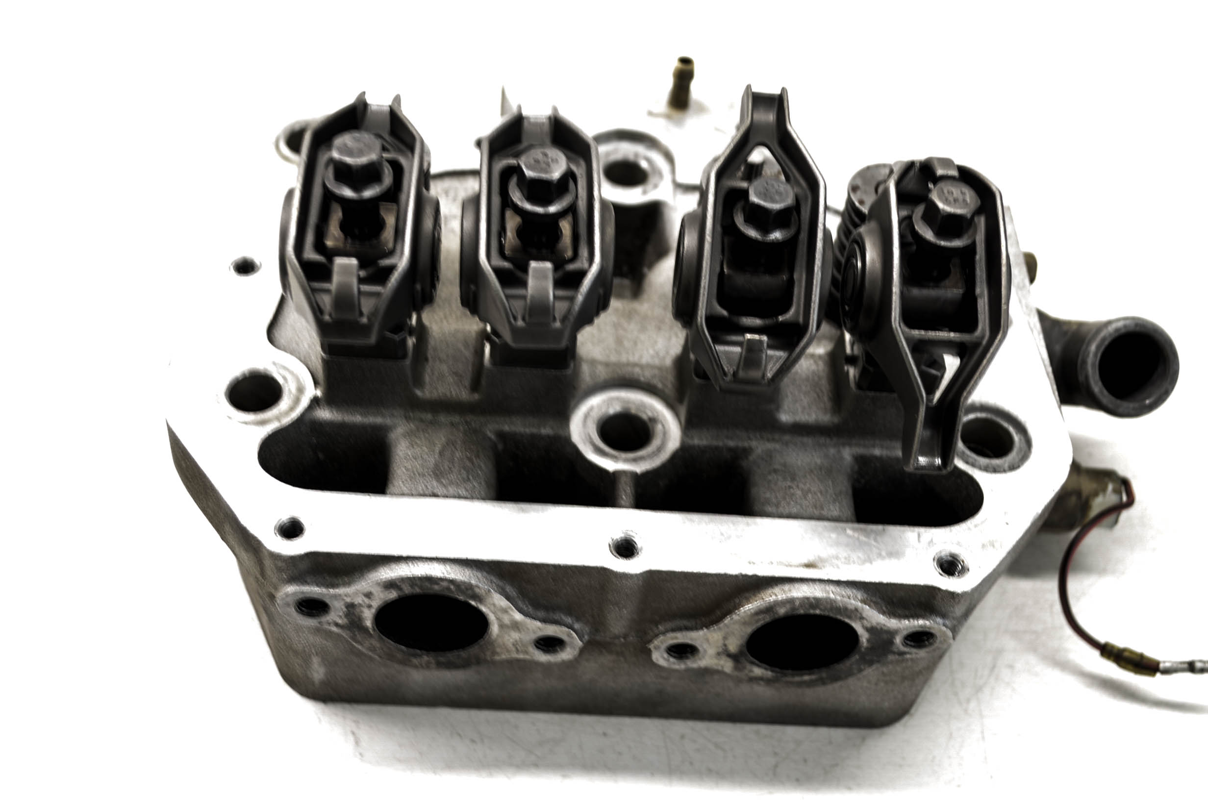 03 Polaris Sportsman 700 Twin 4x4 Cylinder Head