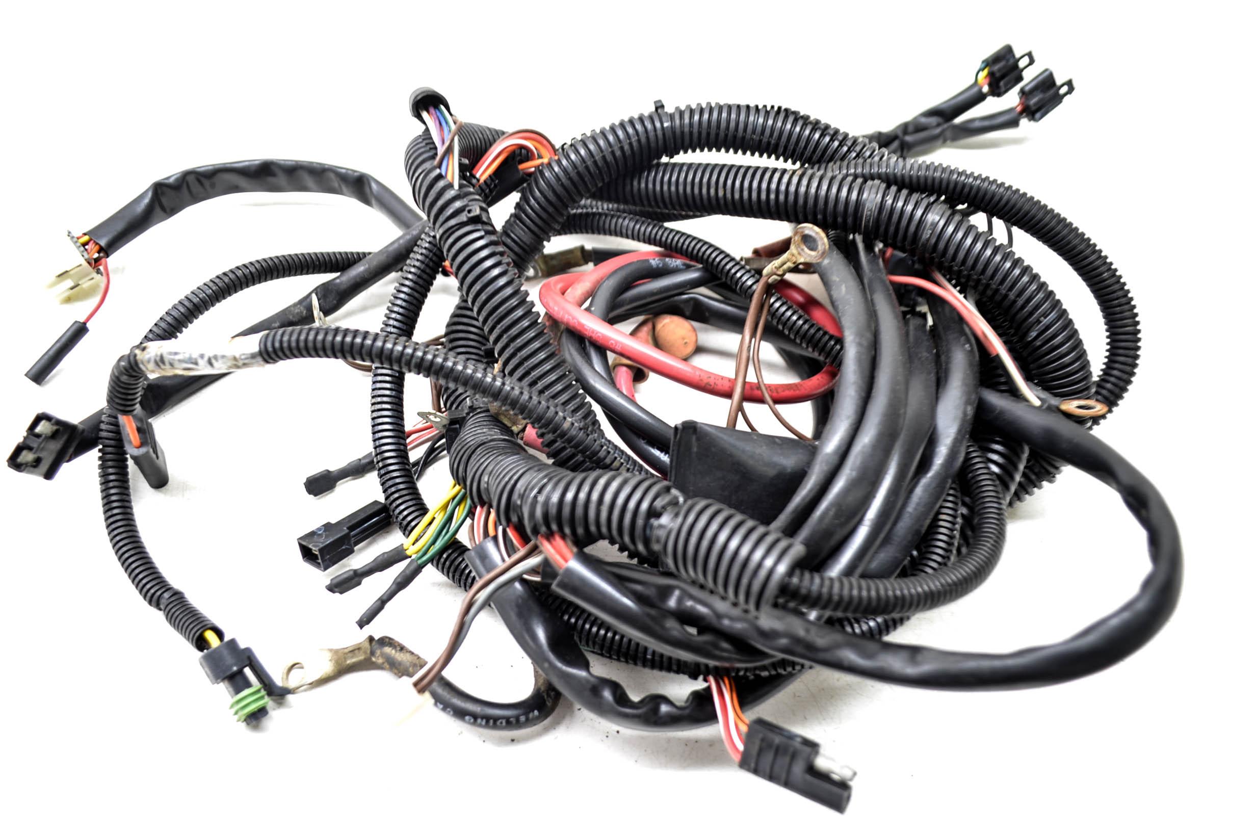 01 Polaris Magnum 325 4x4 HDS Wire Harness Electrical Wiring | eBay