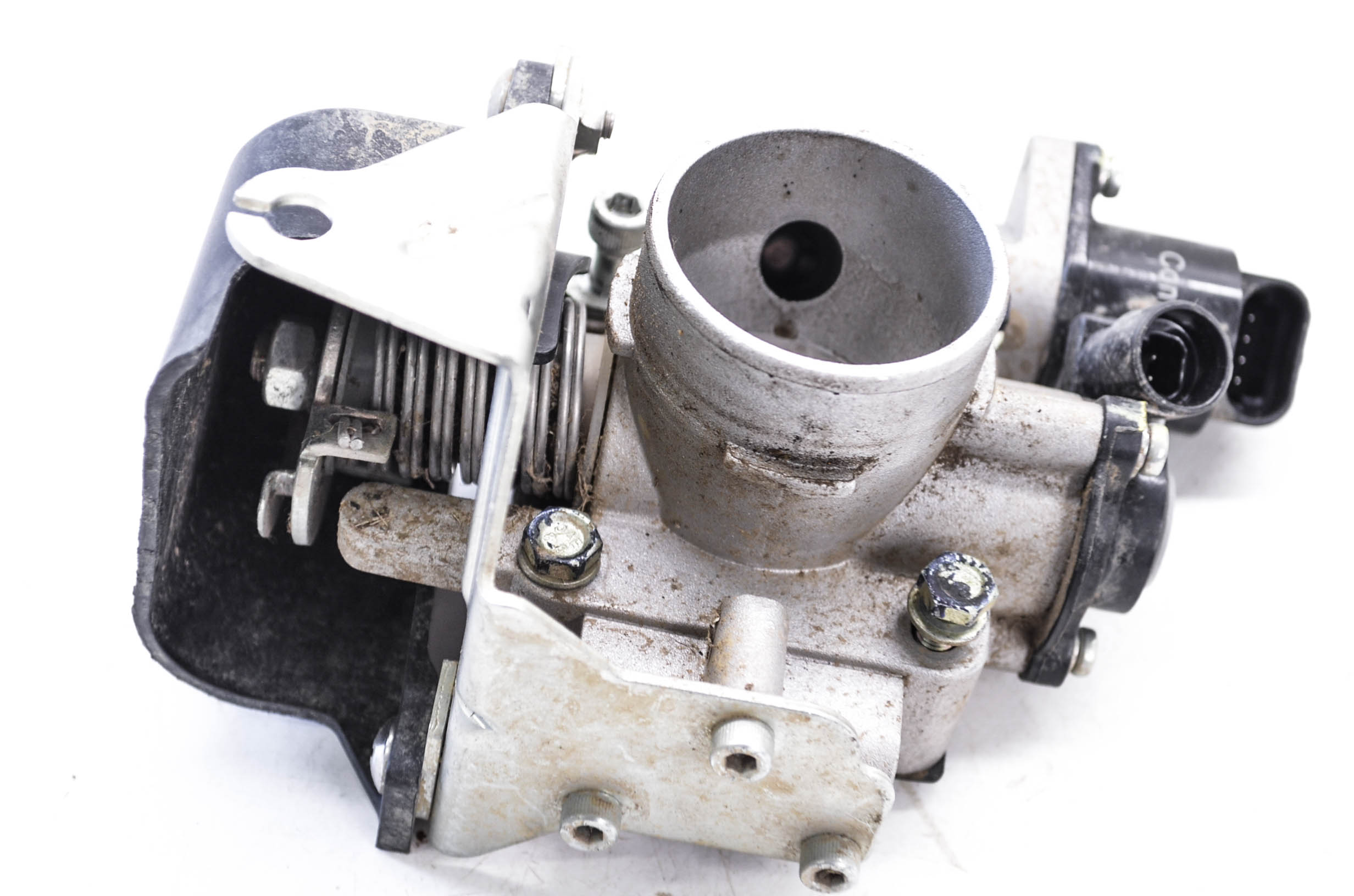 Details about 15 Kawasaki Mule Pro FXT 4x4 Throttle Body KAF820