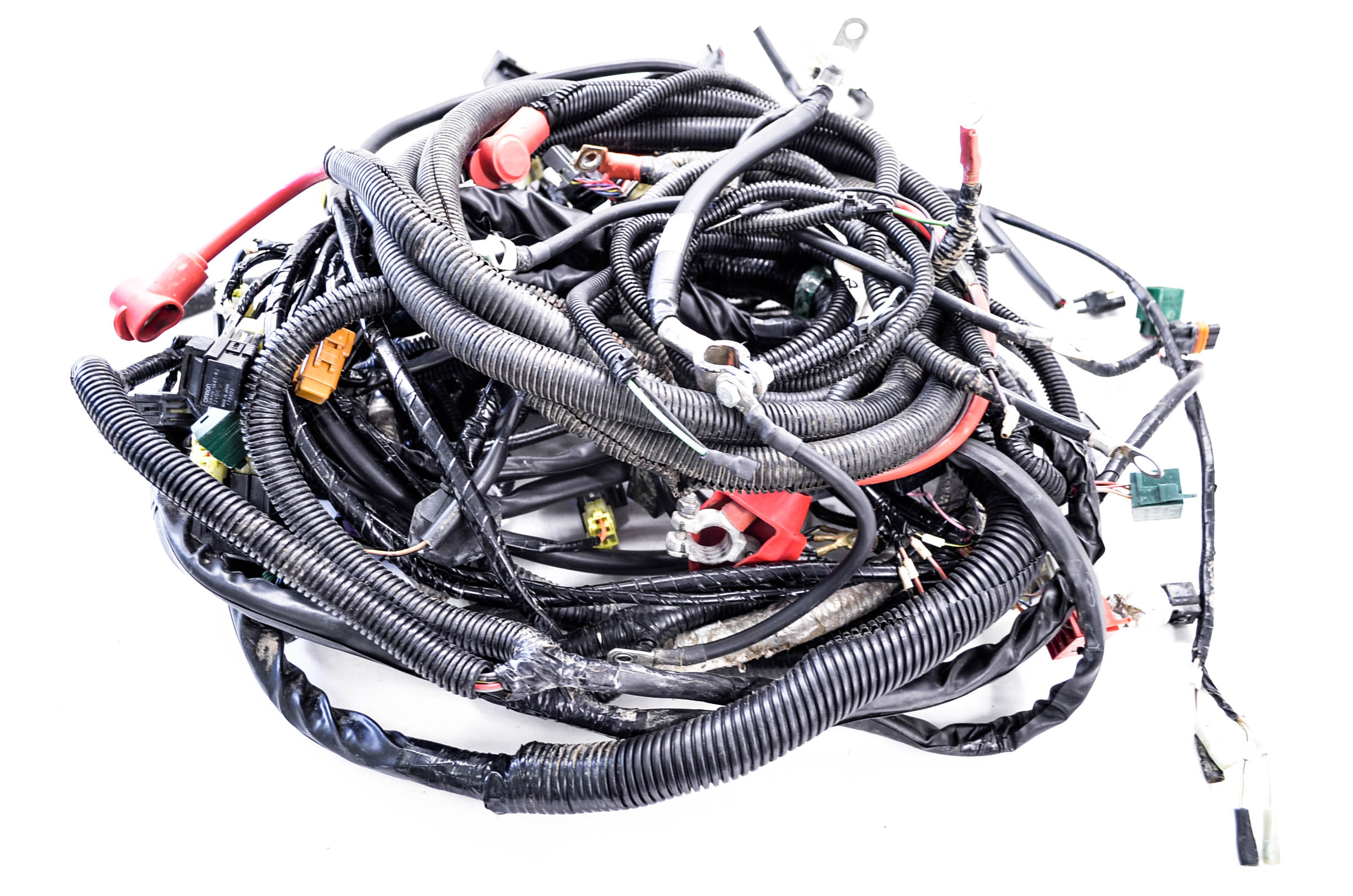 Kawasaki Mule Wiring Harness - wiring diagrams