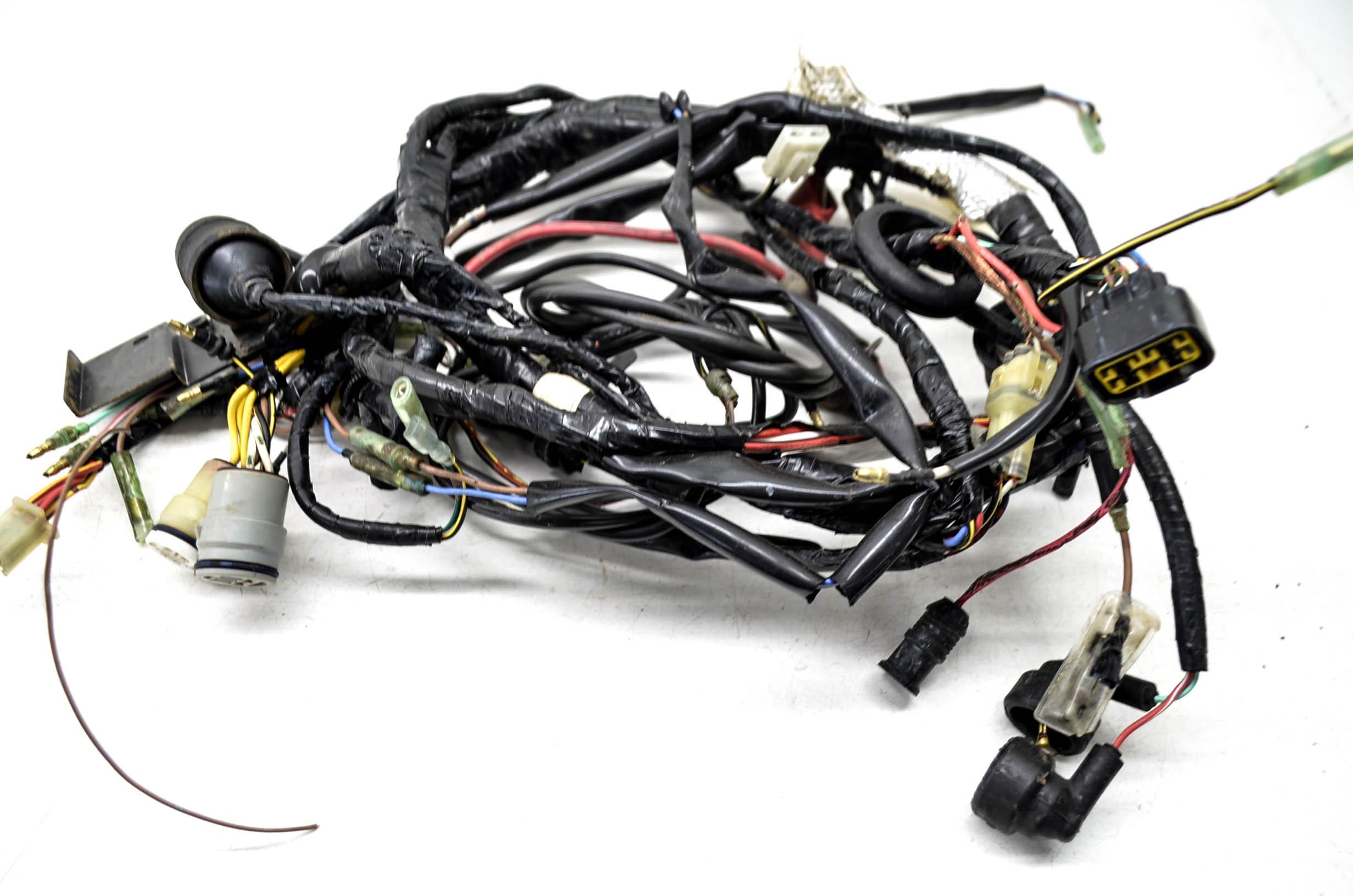 02 kawasaki prairie 300 4x4 wire harness electrical wiring kvf300a rh ebay com Ford Wiring Harness Kits Engine Wiring Harness