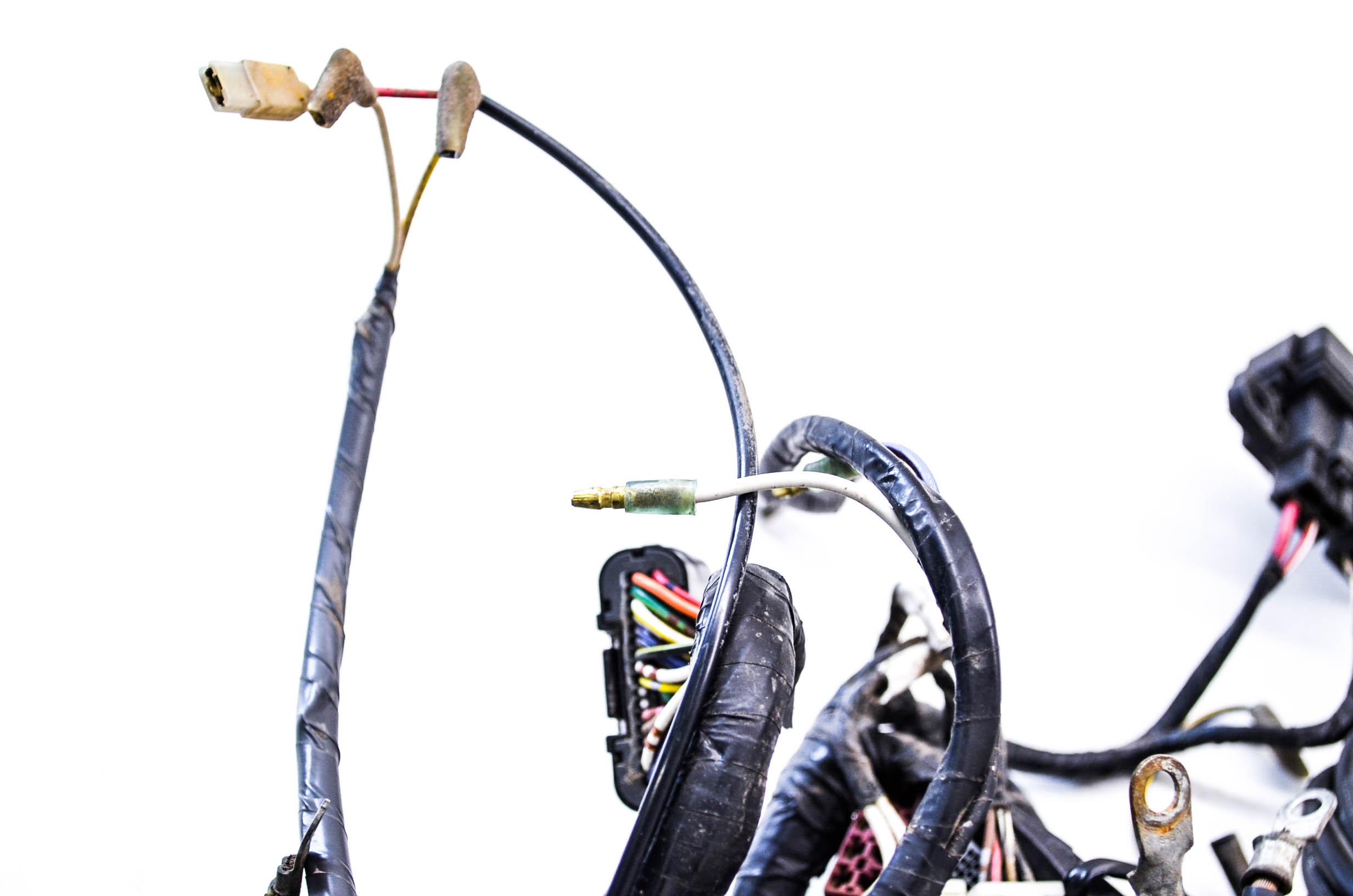 Kawasaki 4010 Electrical Wiring Harness Just Another Data Taylor Dunn 10 Mule 4x4 Wire Kaf620 Ebay
