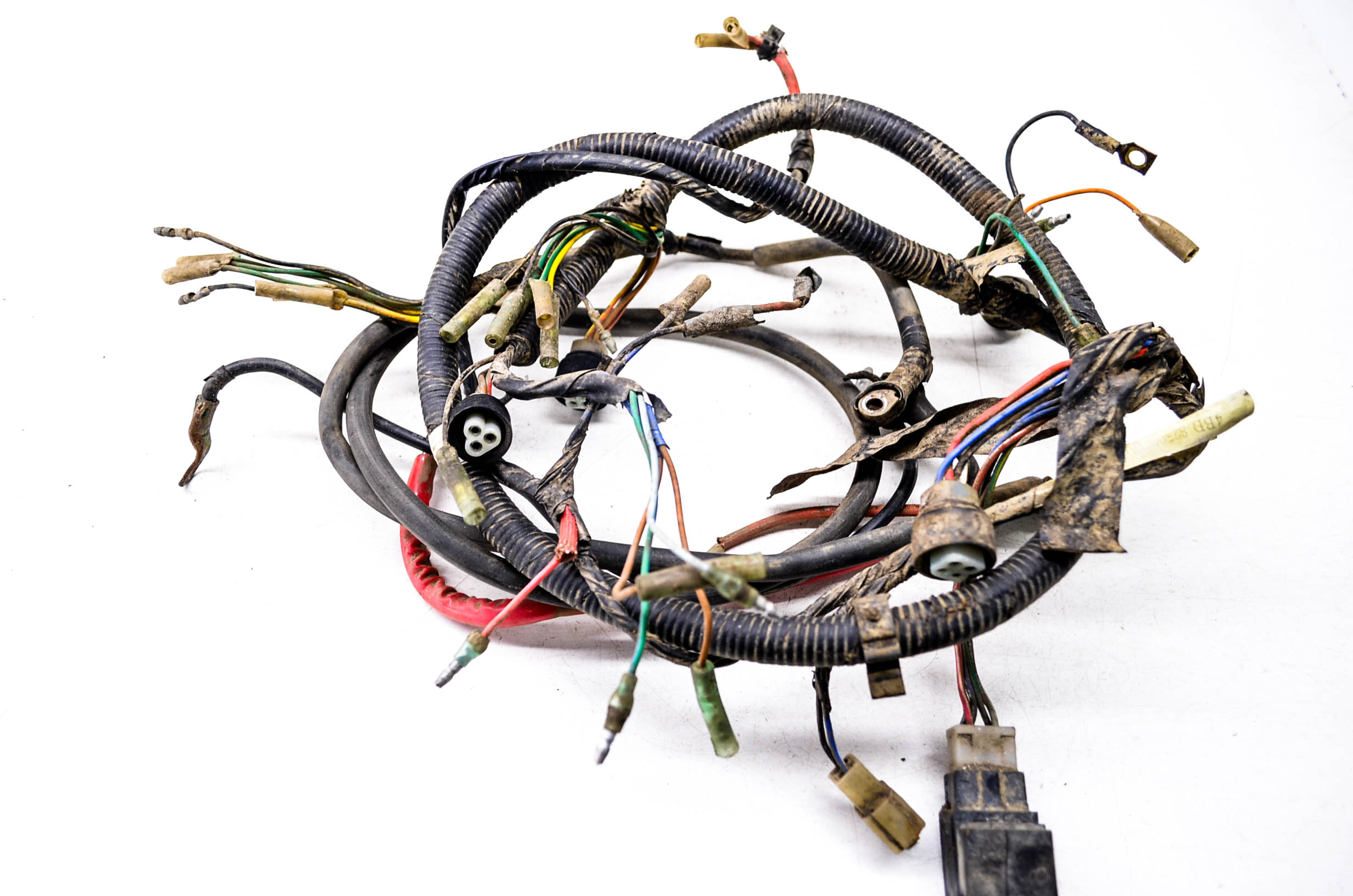 Yamaha Timberwolf Wiring Harness On Diagram Verado 92 250 2x4 Wire Electrical Yfb250 Boat