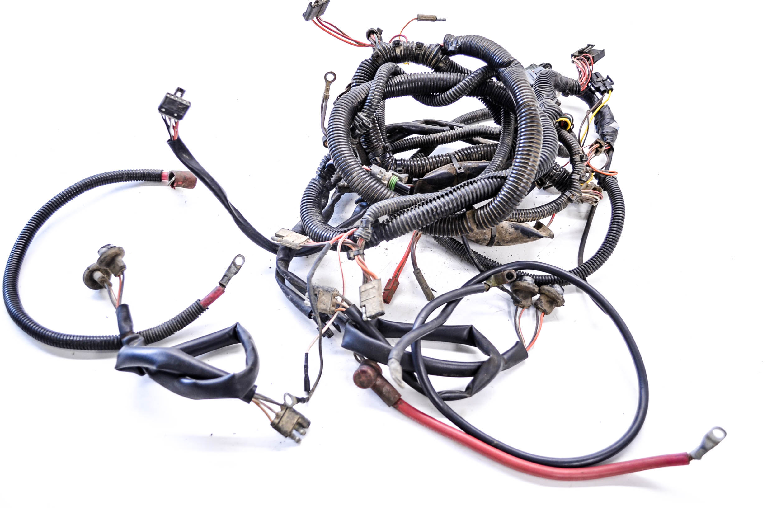 04 Polaris Sportsman 500 4x4 Atp Wire Harness Electrical Wiring Ebay Rhode Island