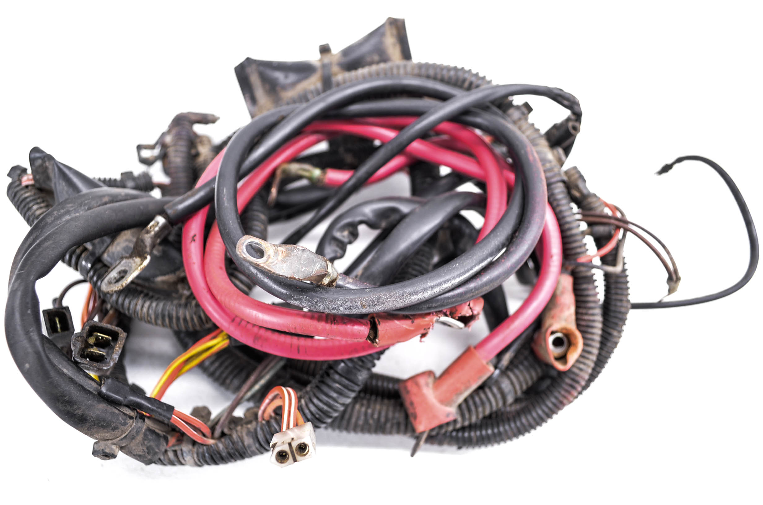 03 Polaris Trail Blazer 400 2x4 Wire Harness Electrical Wiring