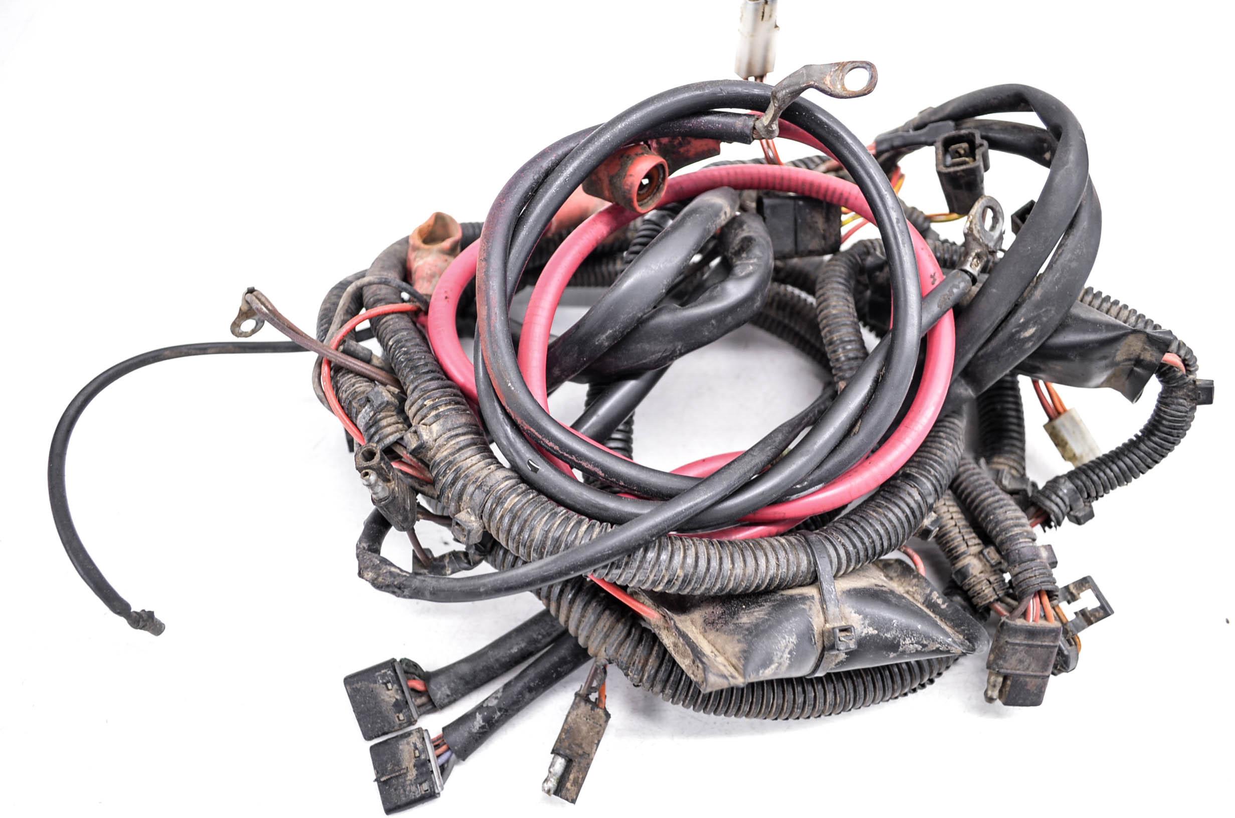 03 Polaris Trail Blazer 400 2x4 Wire Harness Electrical Wiring