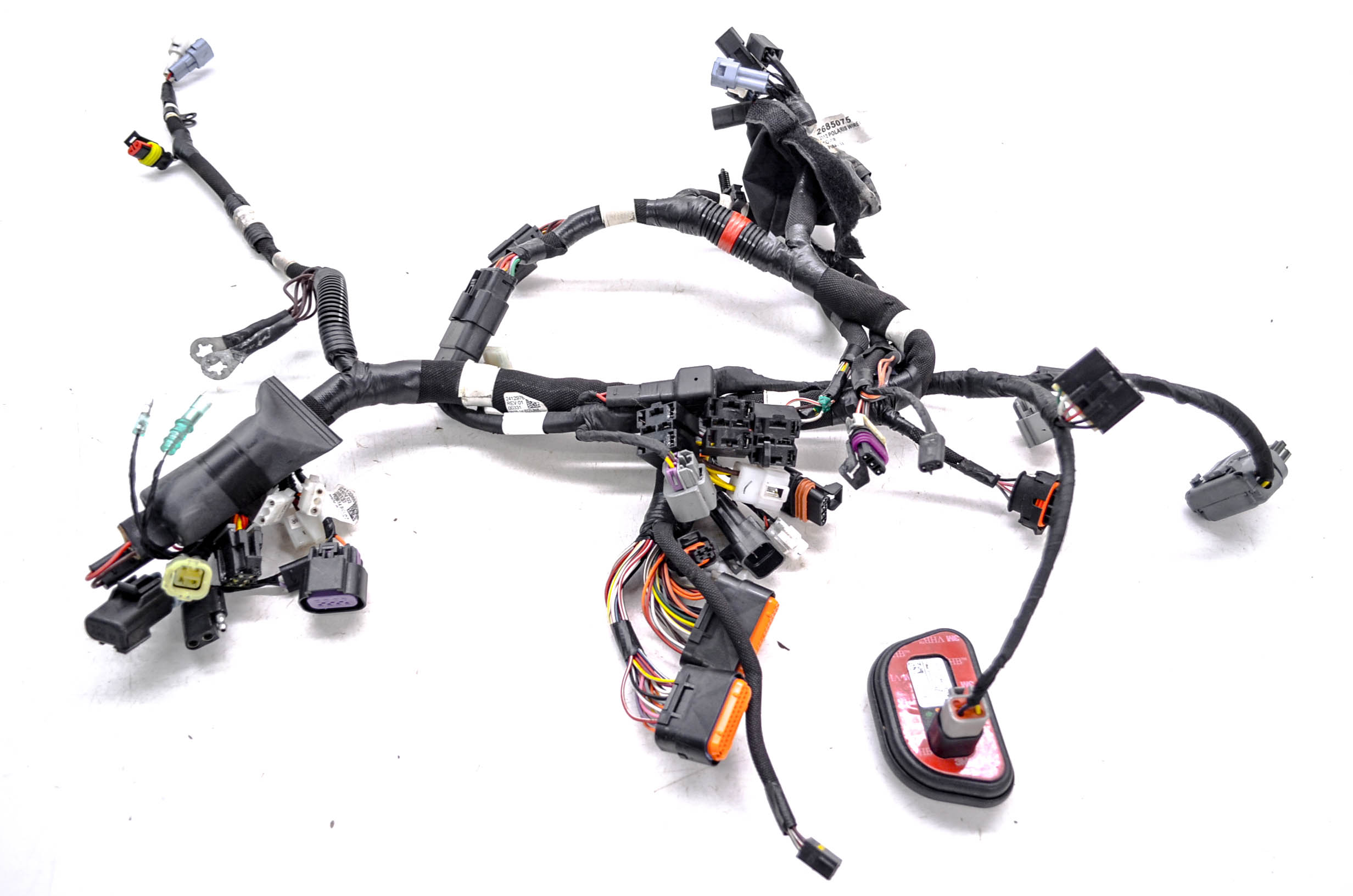 15 Polaris 800 Pro Rmk 155 Wire Harness Electrical Wiring