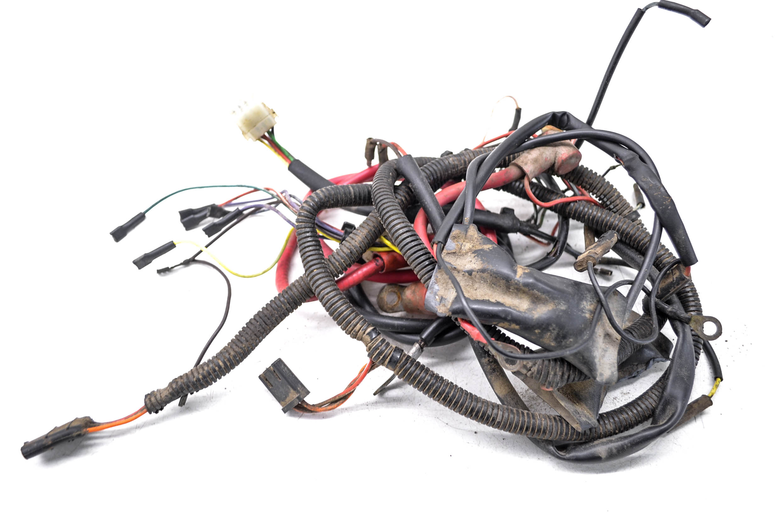 95 Polaris Xplorer 400 4x4 Wire Harness Electrical Wiring