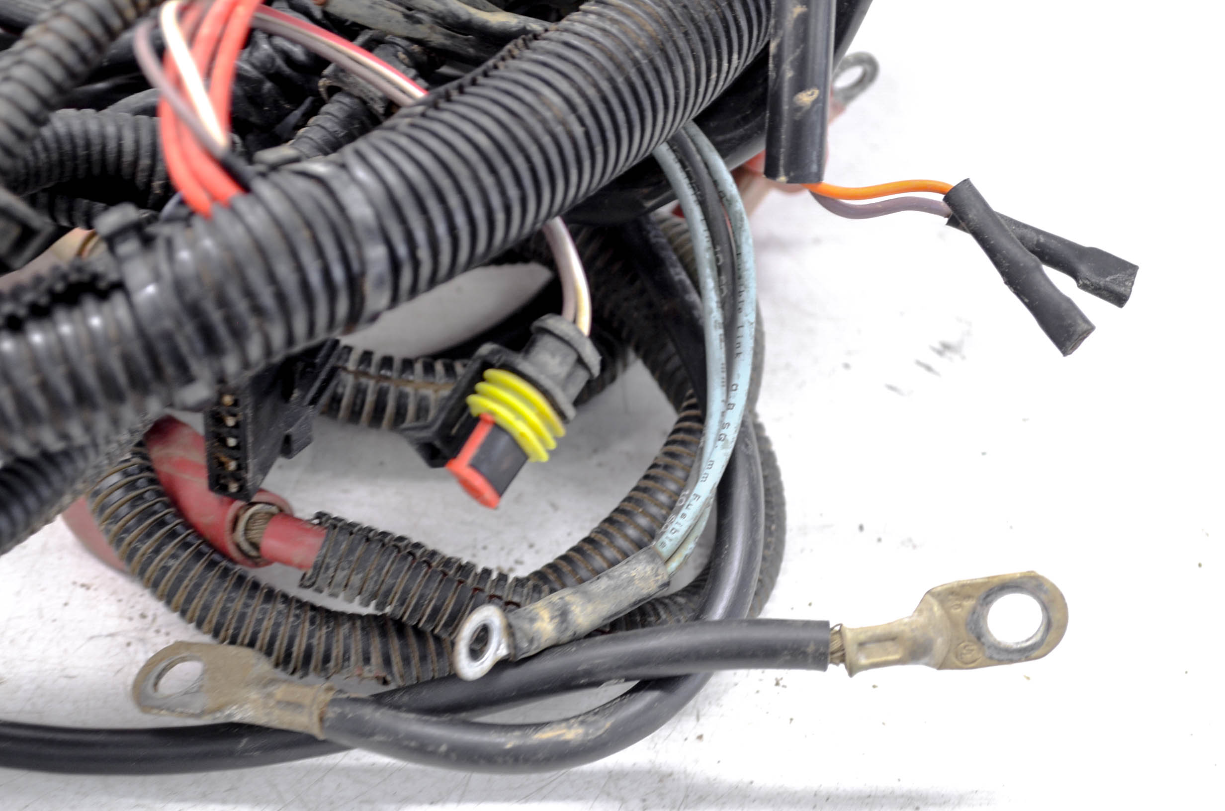 09 polaris sportsman 800 x2 4x4 wire harness electrical ... 4x4 harness