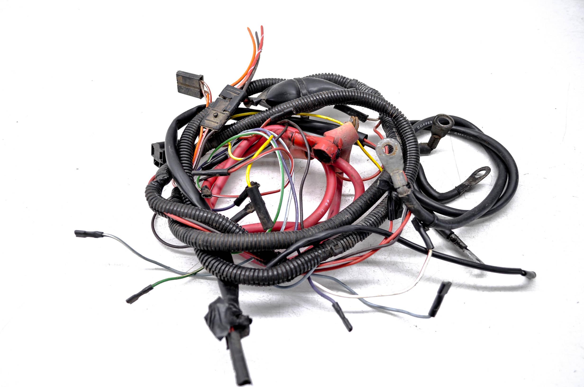 95 Polaris Xplorer 400 4x4 Wire Harness Electrical Wiring