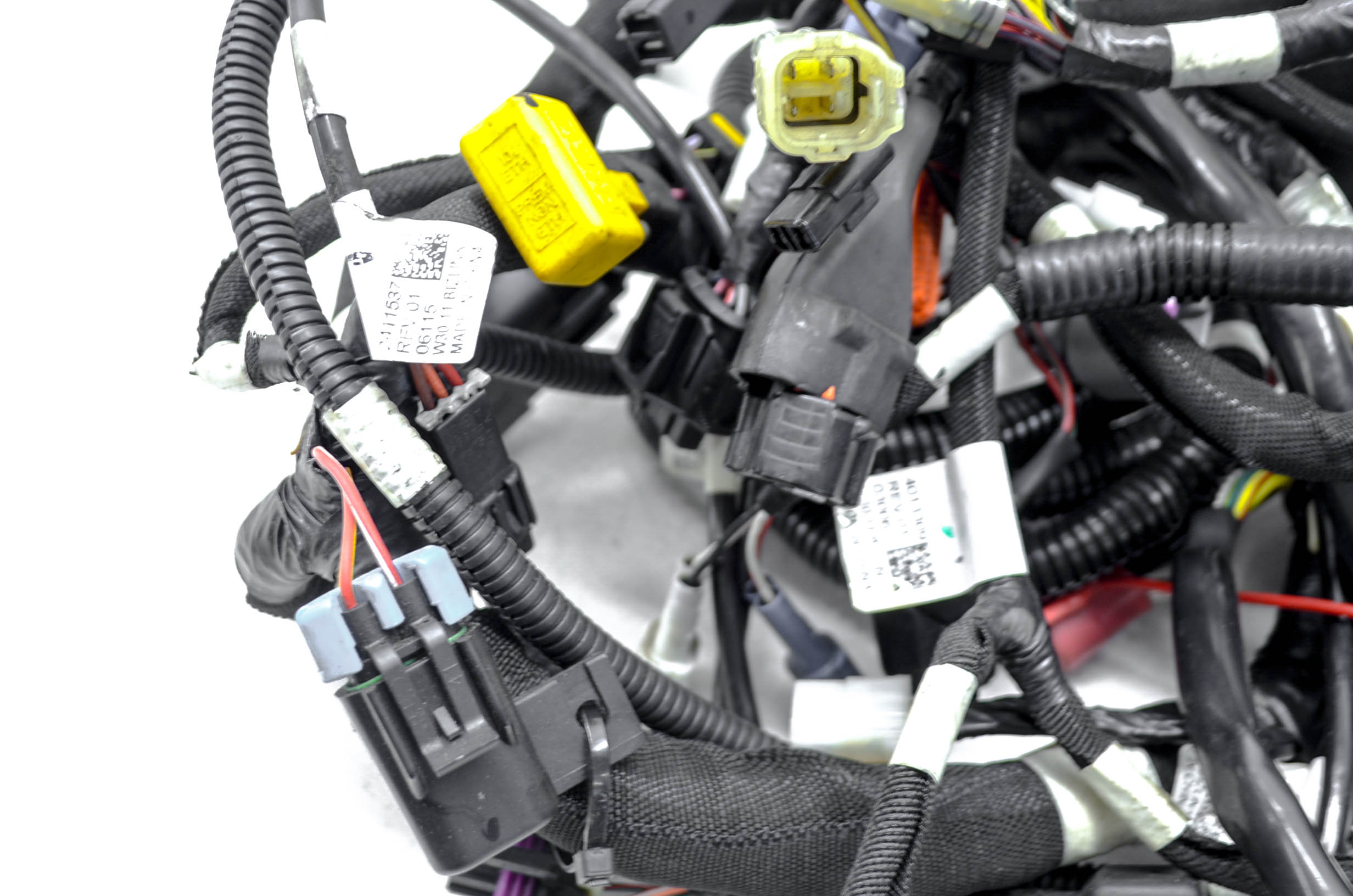 12 Polaris Switchback 600 Pro R 136 Wire Harness Electrical Wiring