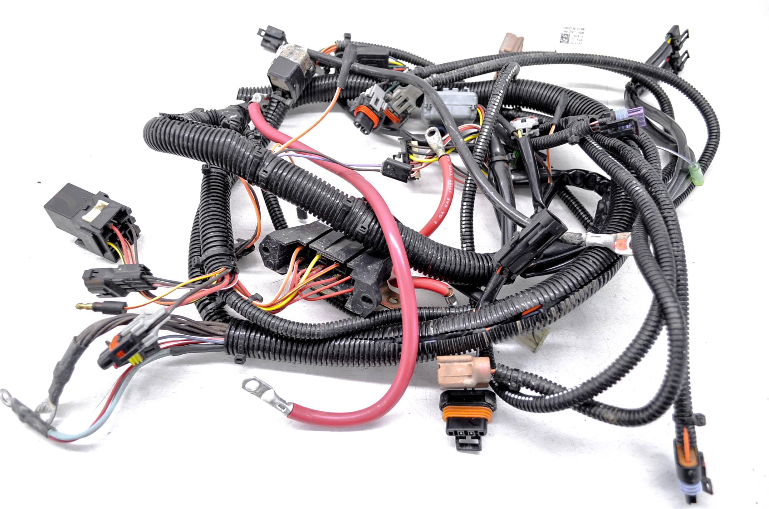 13 Polaris Sportsman 500 Ho 4x4 Wire Harness Electrical Wiring Atv