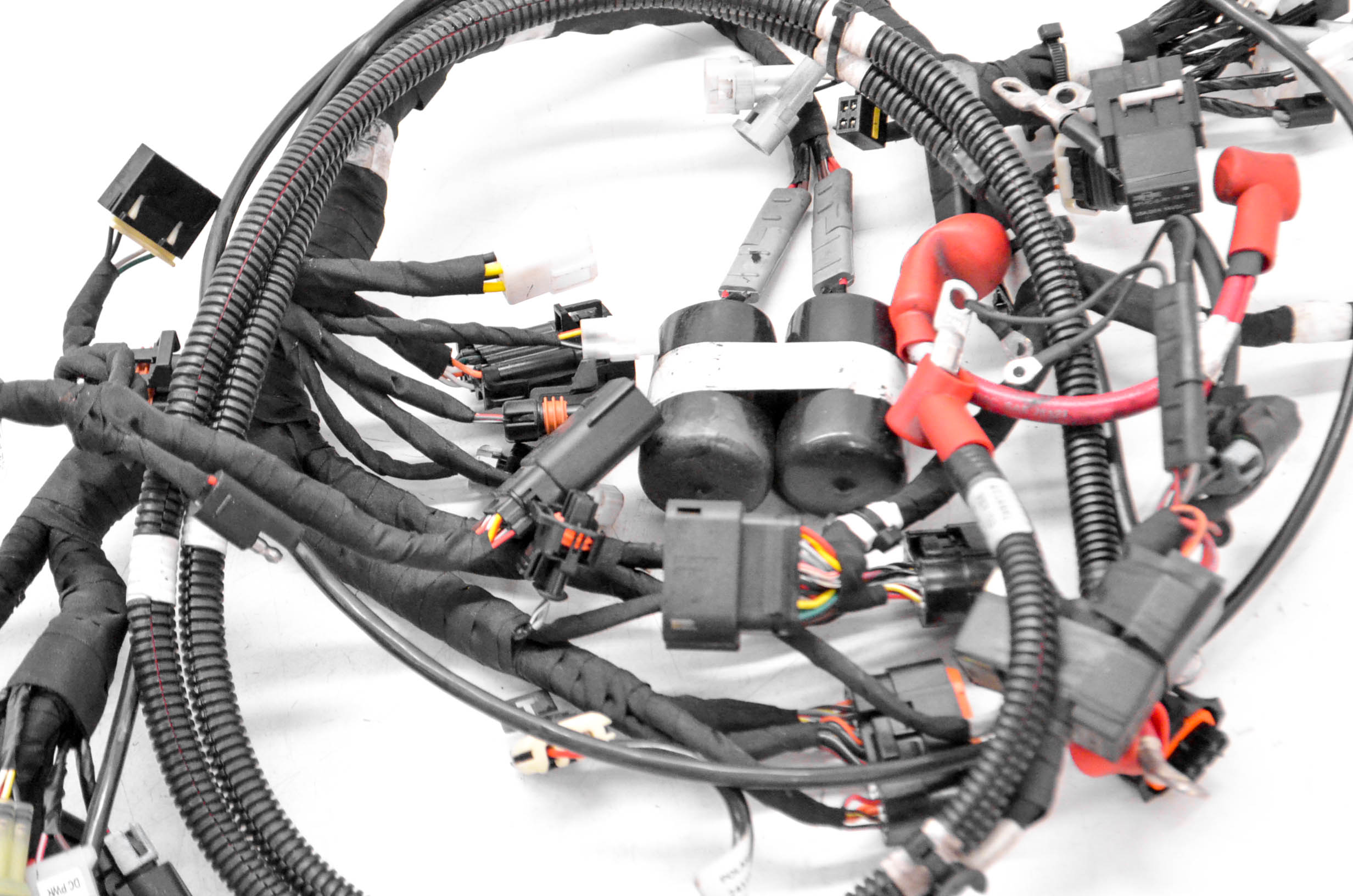 17 Polaris Switchback 600 Assault Wire Harness Electrical Wiring