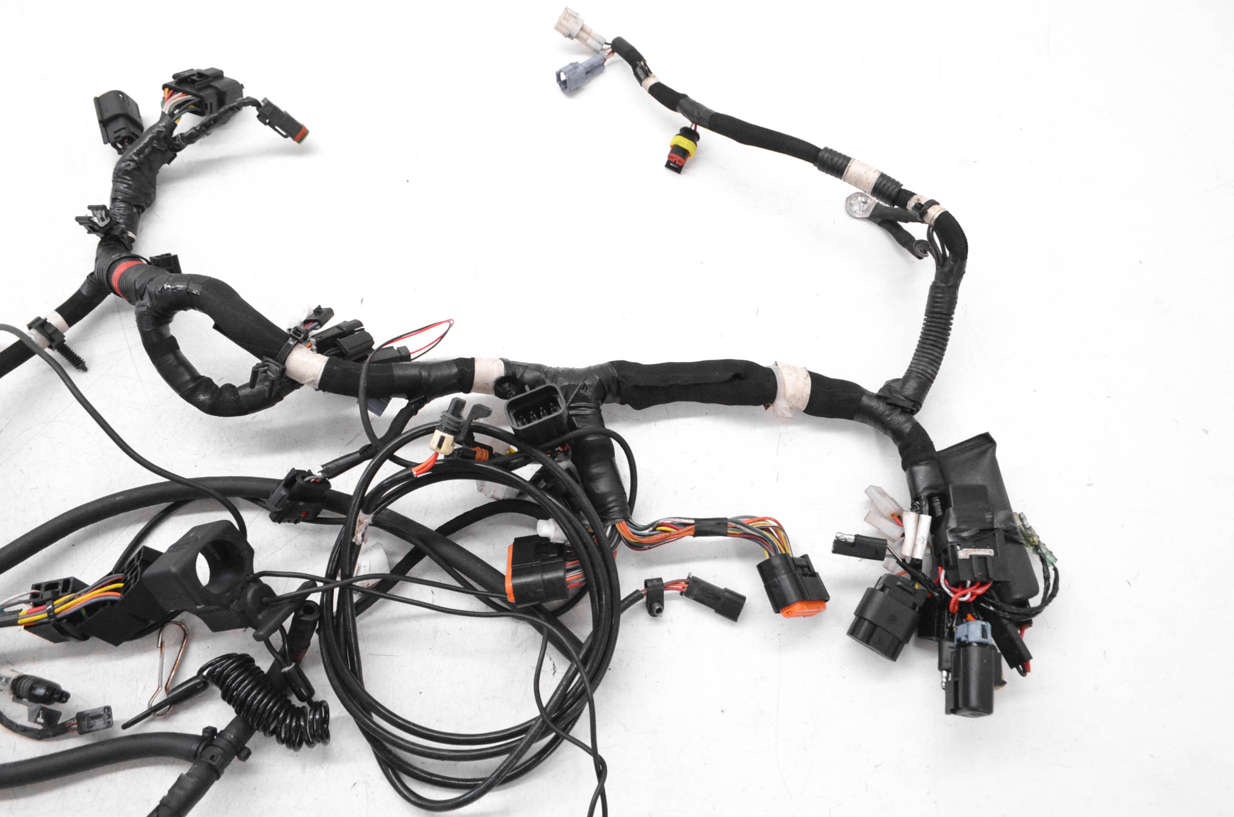 15 Polaris Pro Rmk 800 Wire Harness Electrical Wiring 155