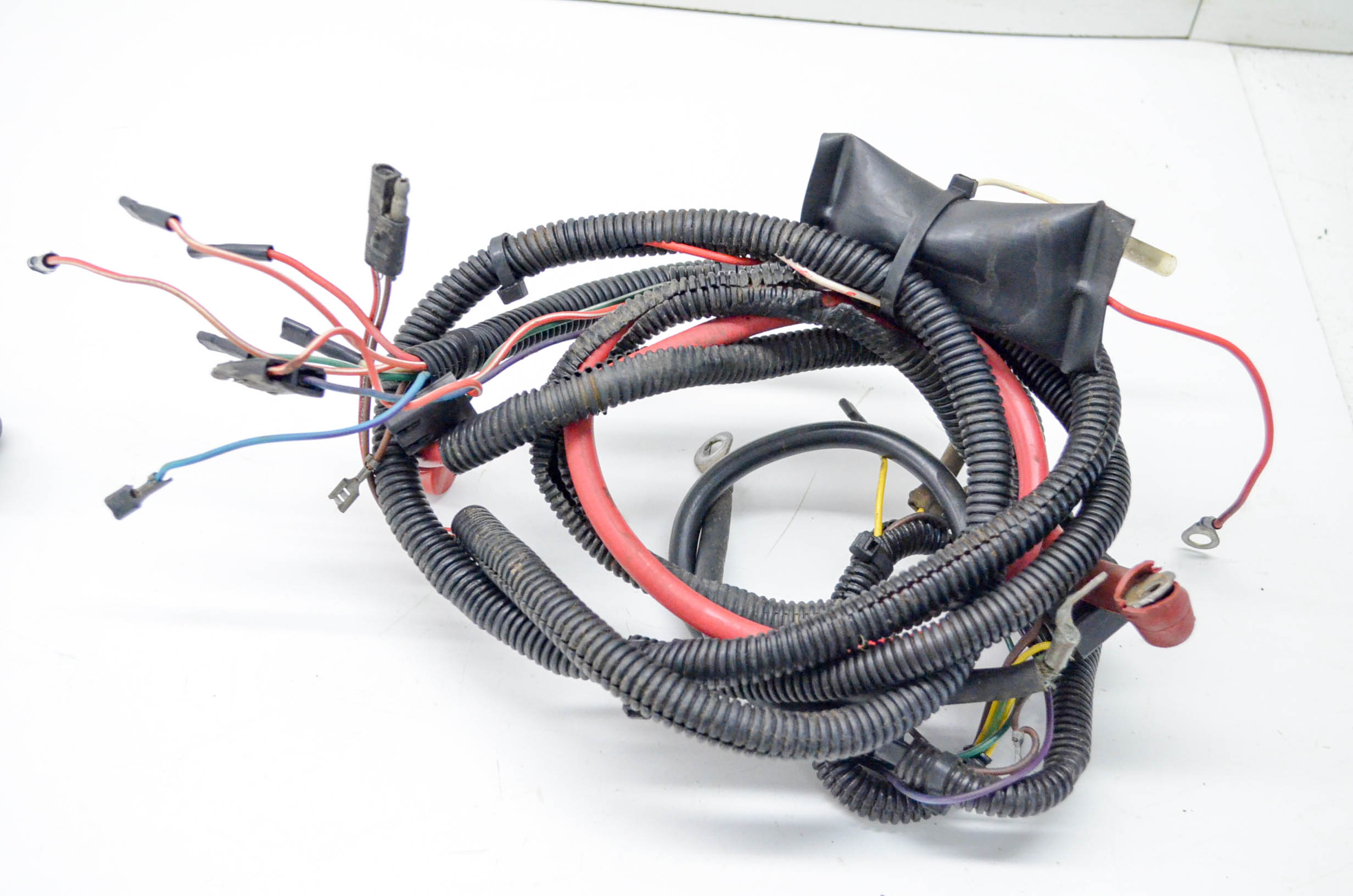 89 Polaris Trail Boss 250 2x4 Wire Harness Electrical