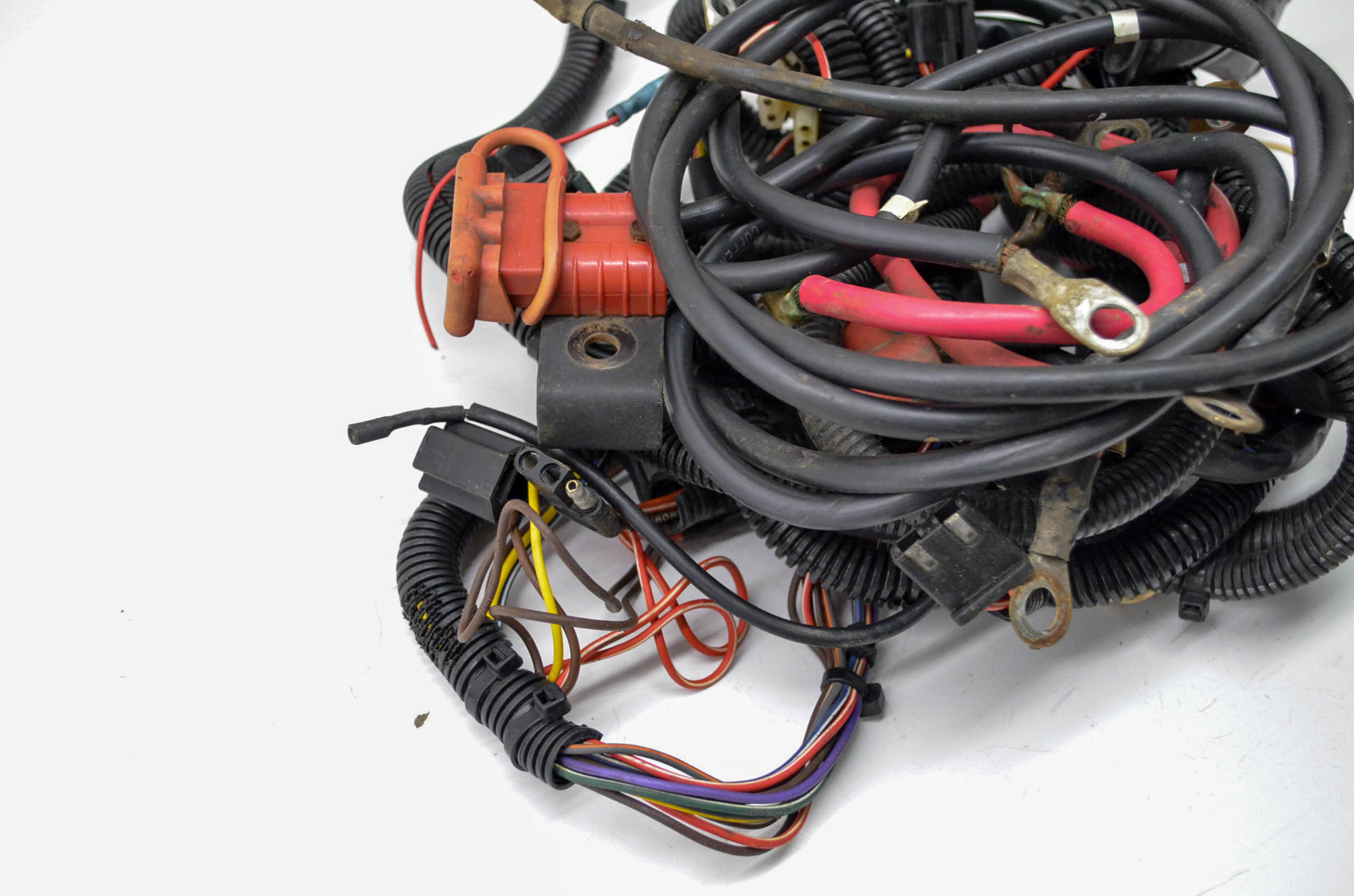 01 Polaris Sportsman 500 4x4 Wire Harness Electrical Wiring Ebay Connectors Gallery Image
