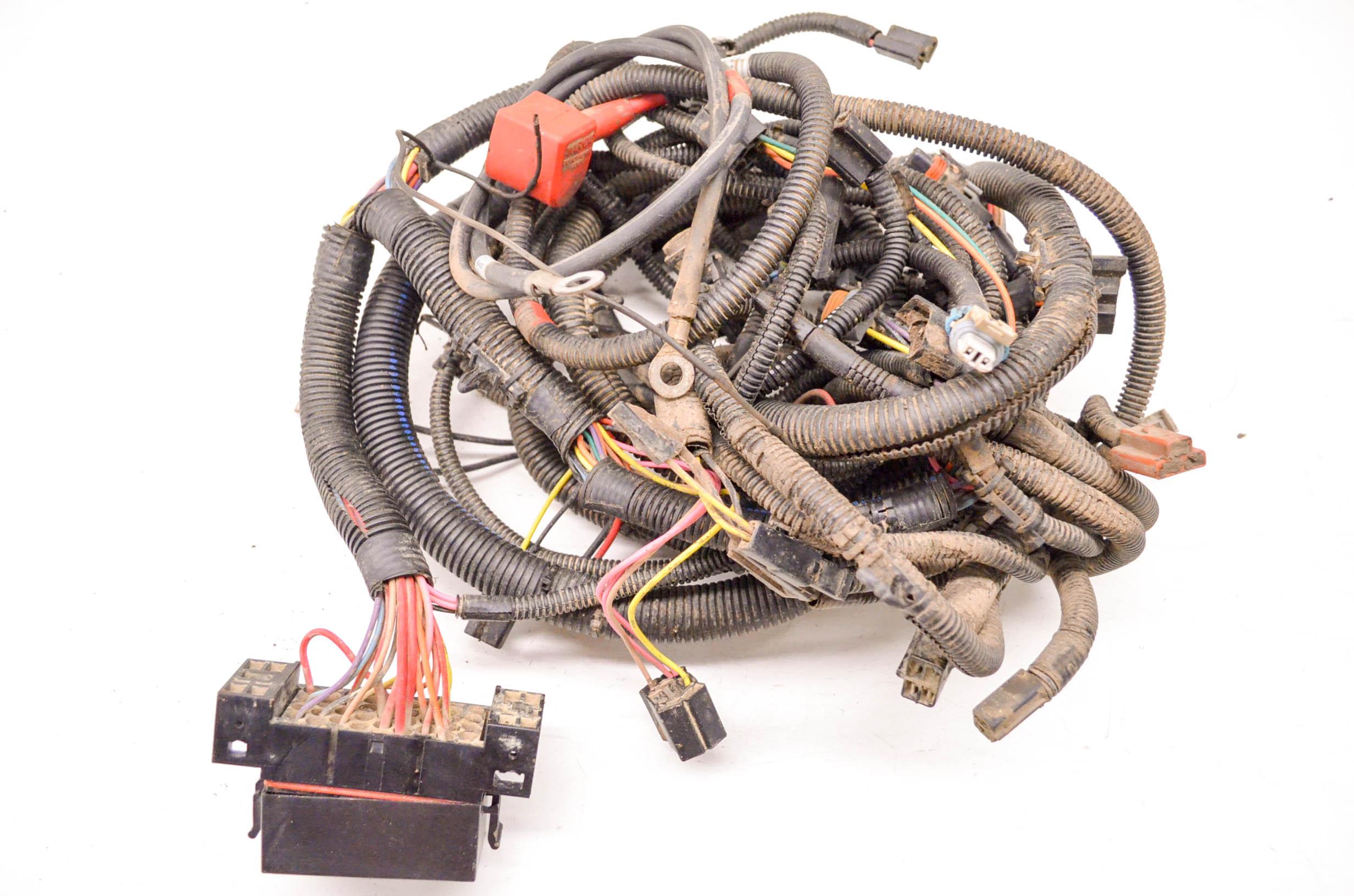 13 John Deere Gator 550 Wire Harness Electrical Wiring