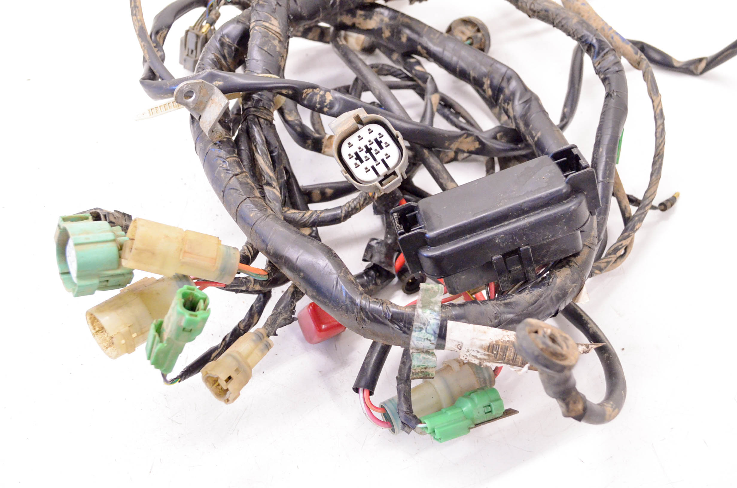 05 Honda Rancher 350 2x4 Es Wire Harness Electrical Wiring