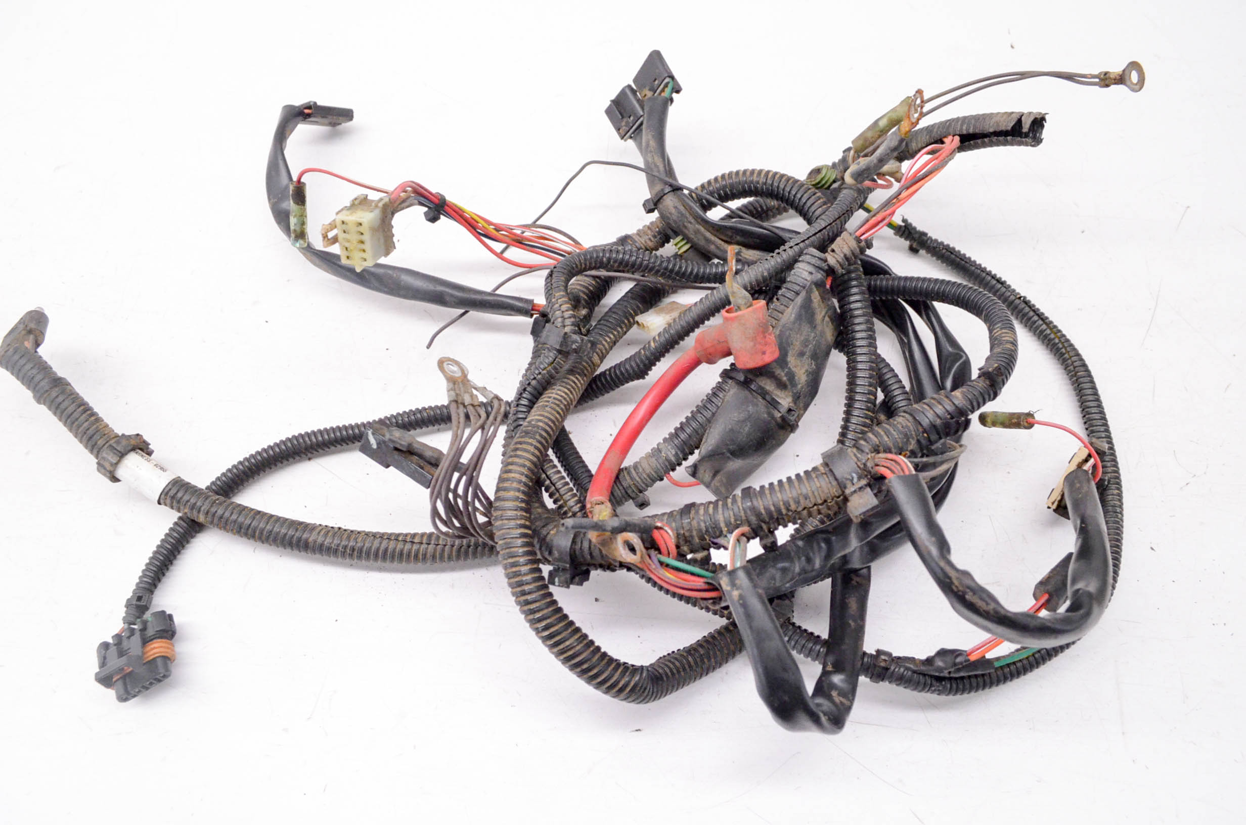 Details about 04 Polaris Trail Boss 330 2x4 Wire Harness Electrical on