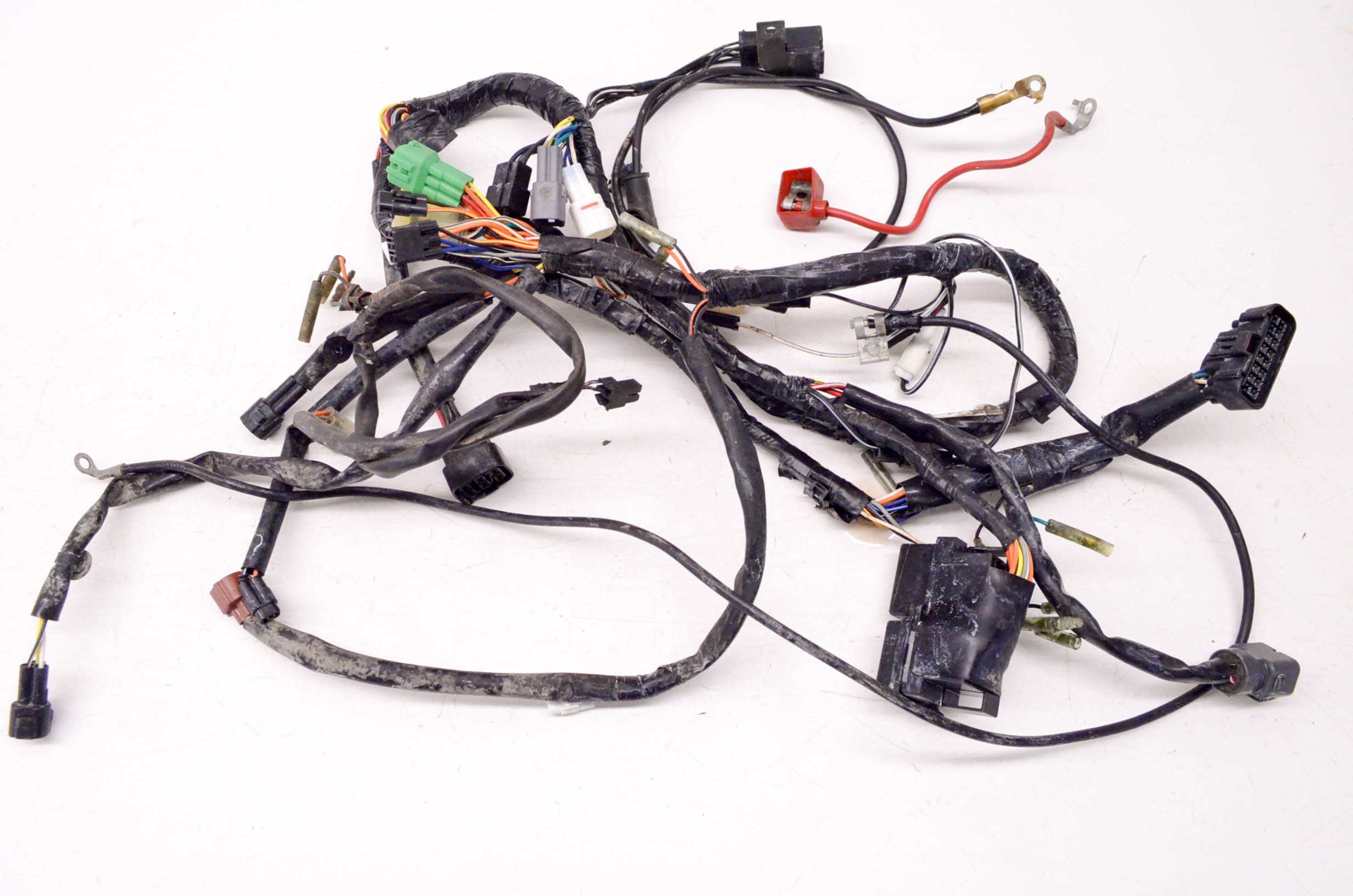 07 Suzuki Eiger 400 4x4 Wire Harness Electrical Wiring Lta400f