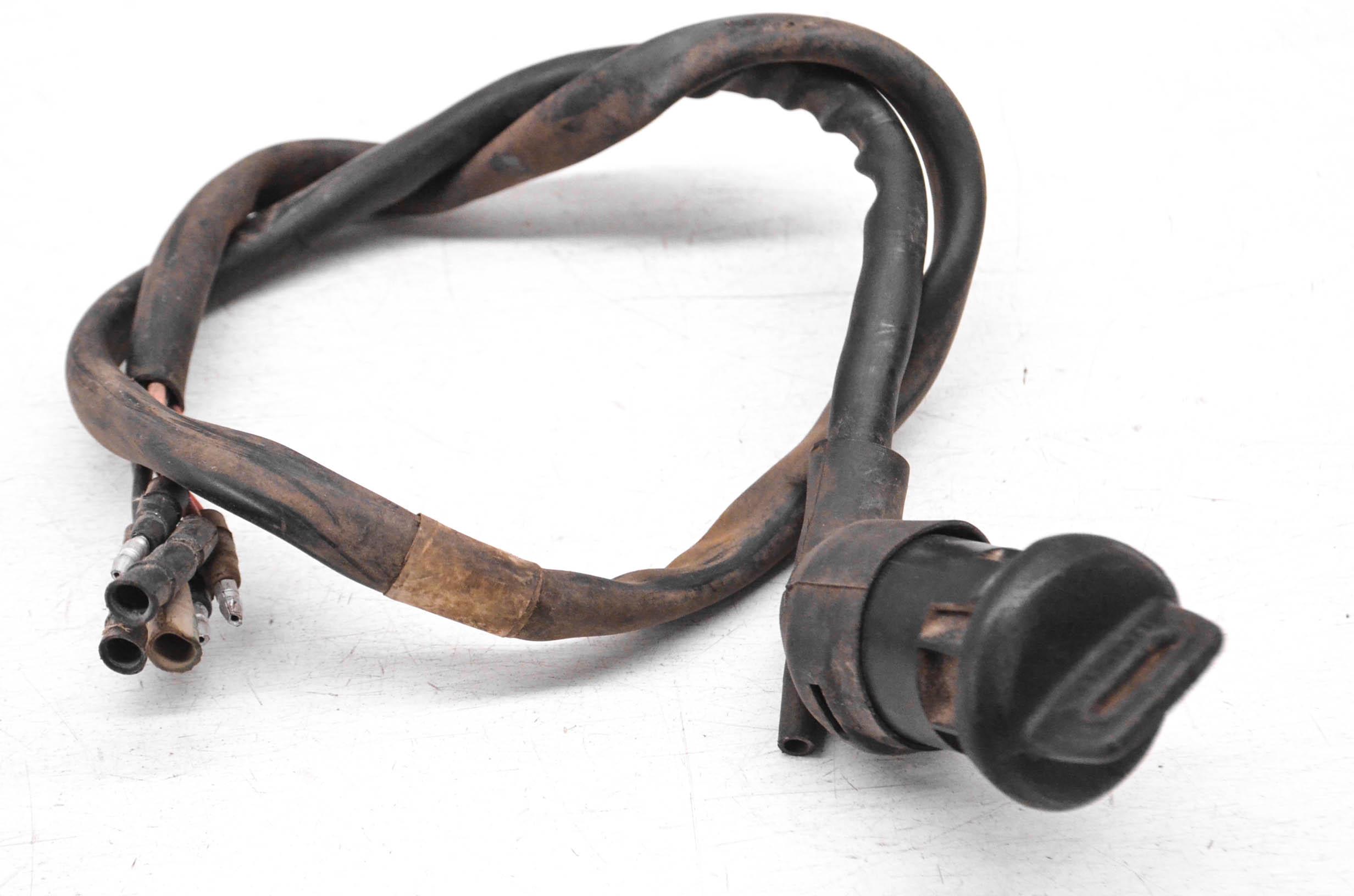 For Honda FourTrax 350 Ignition key switch 86 87 ATV#F57 GOOD!!