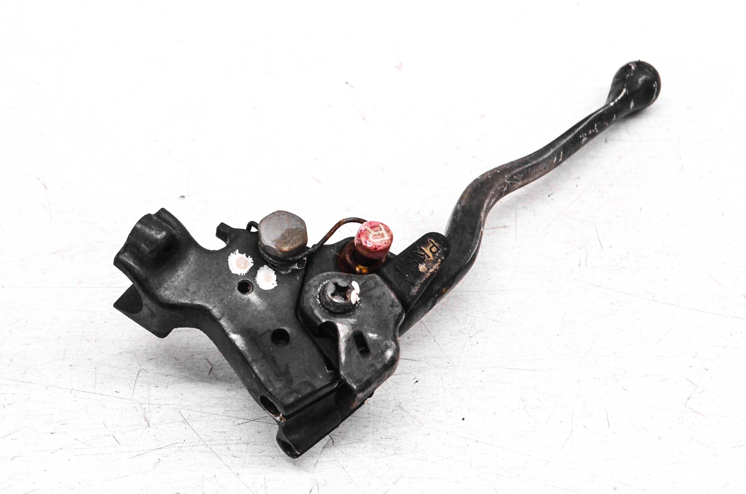 HONDA TRX125 TRX125M TRX250 POLISHED LEFT HAND PARKING BRAKE LEVER