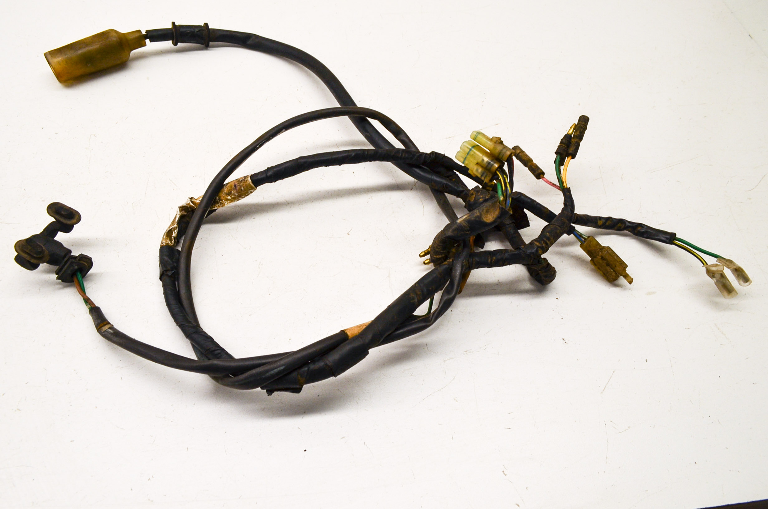Honda34 1 86 honda xr250r wire harness electrical wiring ebay wiring harness rhode island at reclaimingppi.co