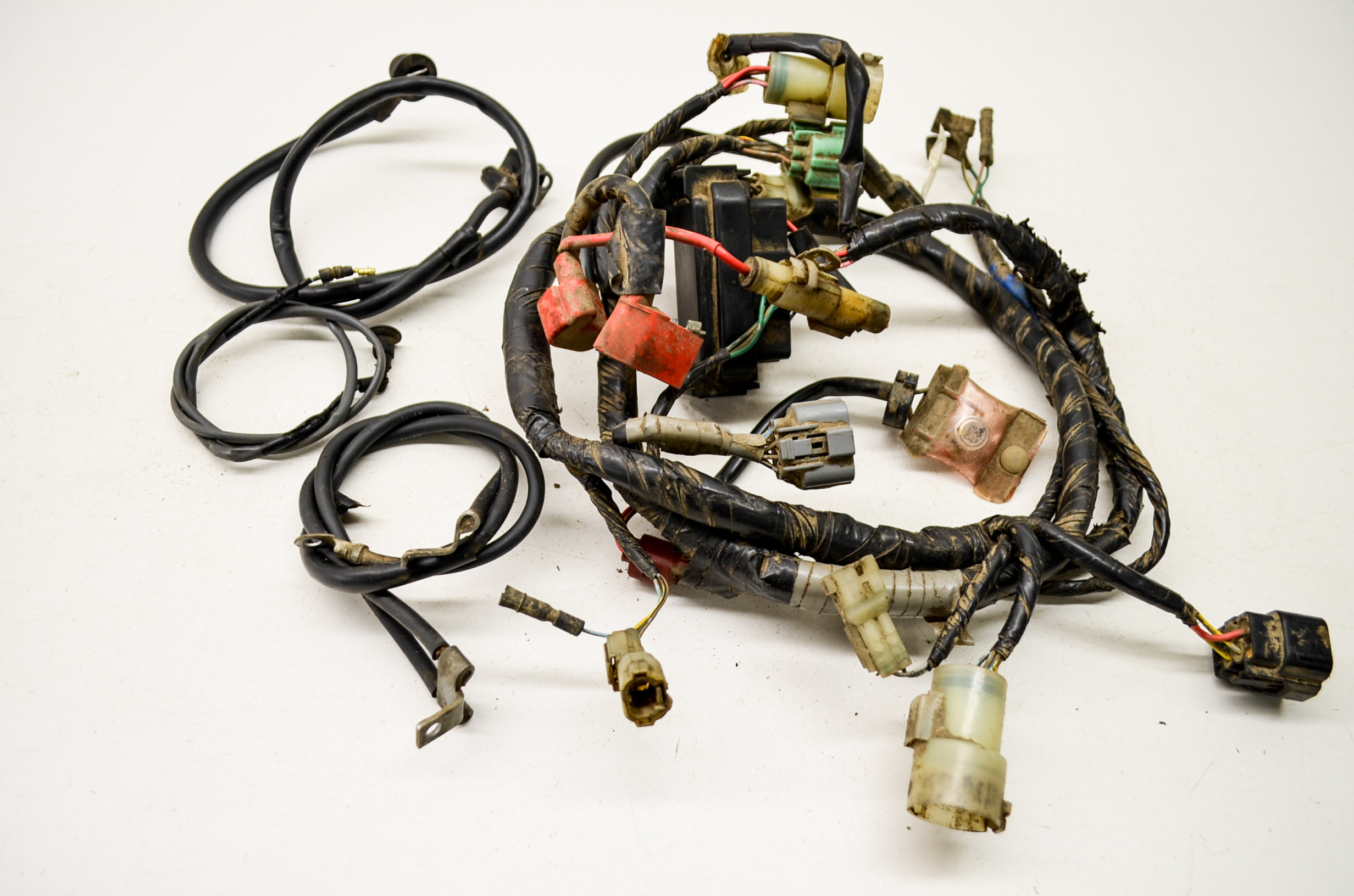 Wiring Harness For Honda Rancher : Honda rancher wire harness electrical wiring