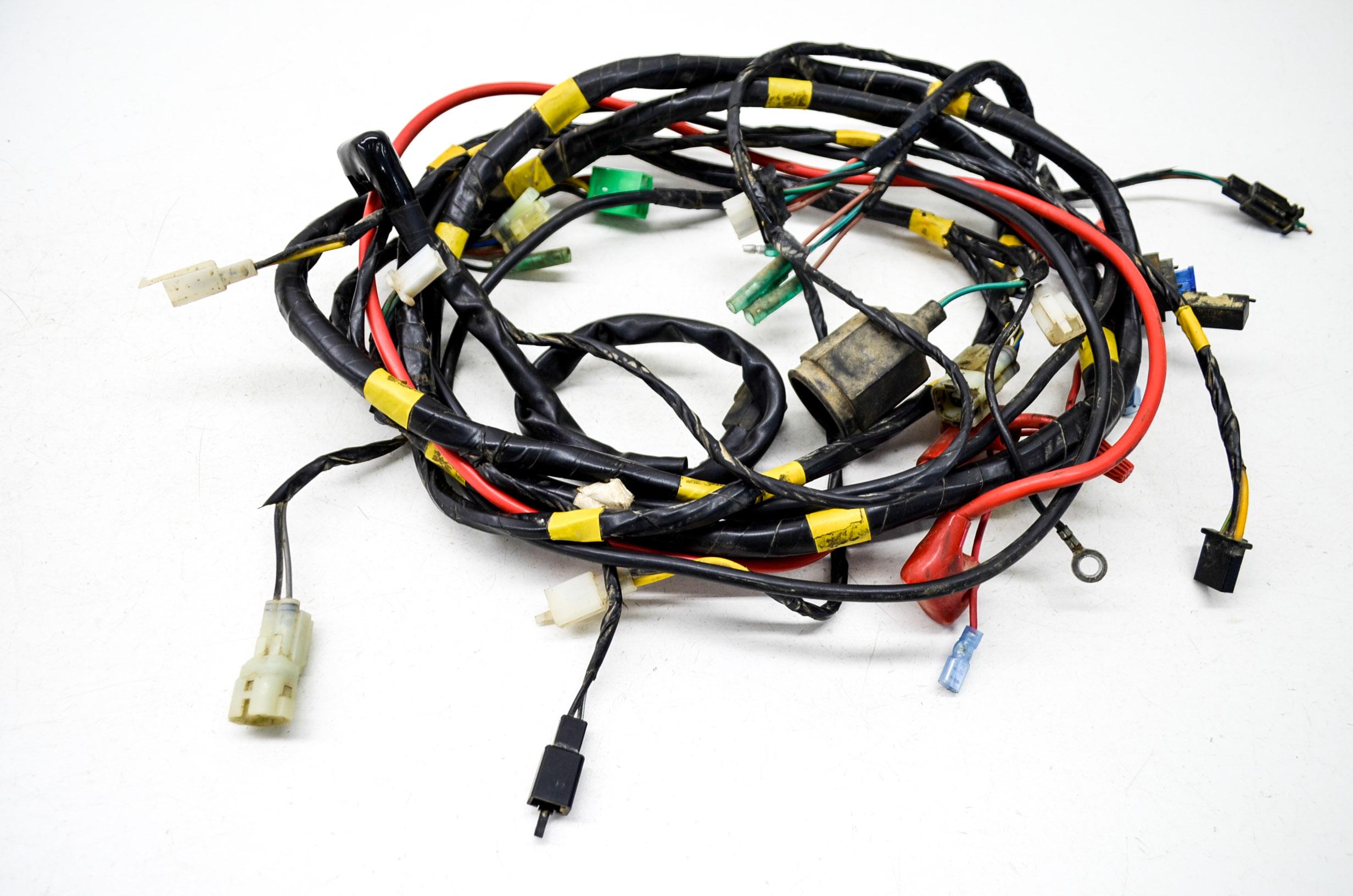 09 polaris rzr 170 wire harness electrical wiring ebay Body Harness 09 polaris rzr 170 wire harness electrical wiring